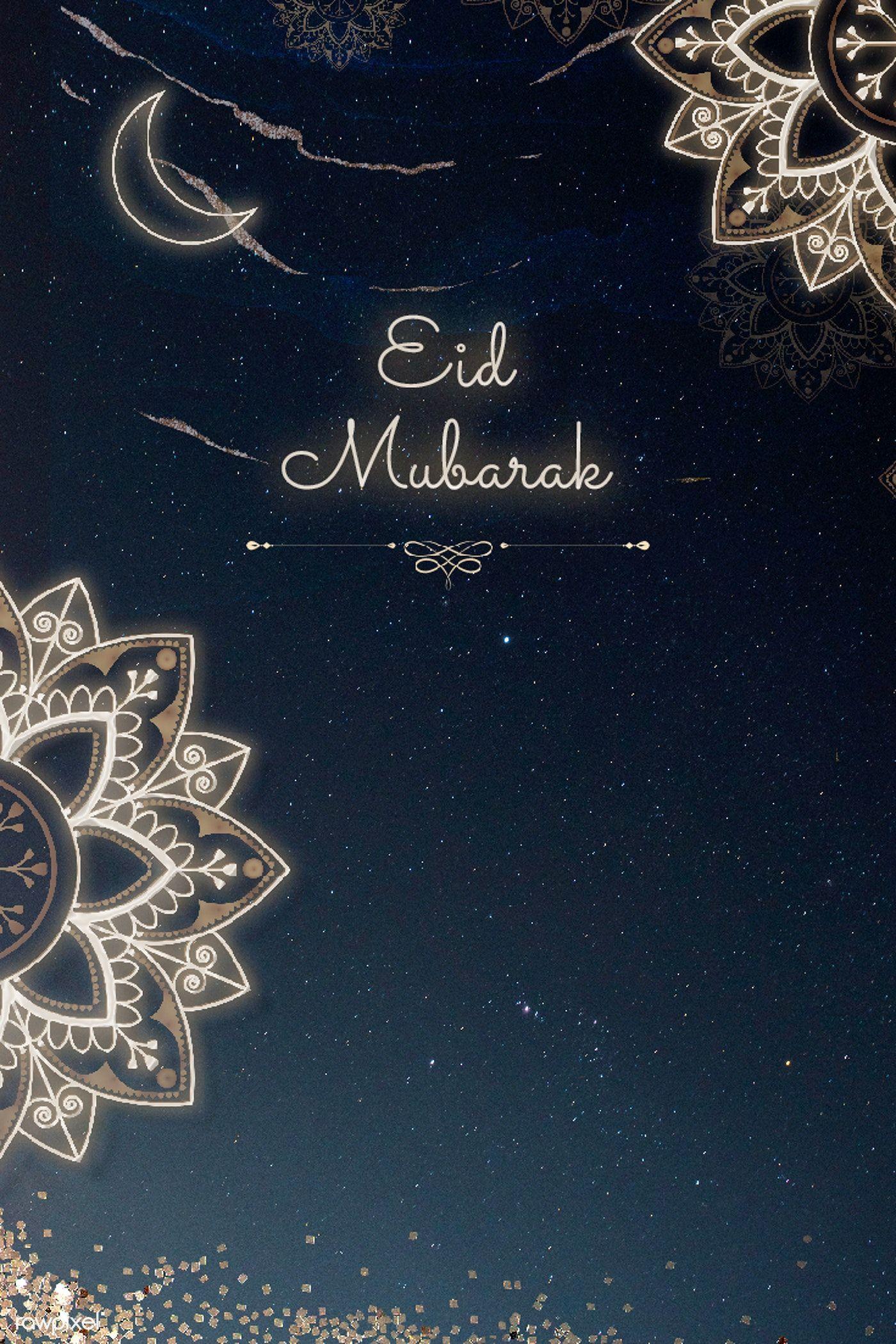 Eid Mubarak 2020 HD iPhone Wallpapers - Wallpaper Cave