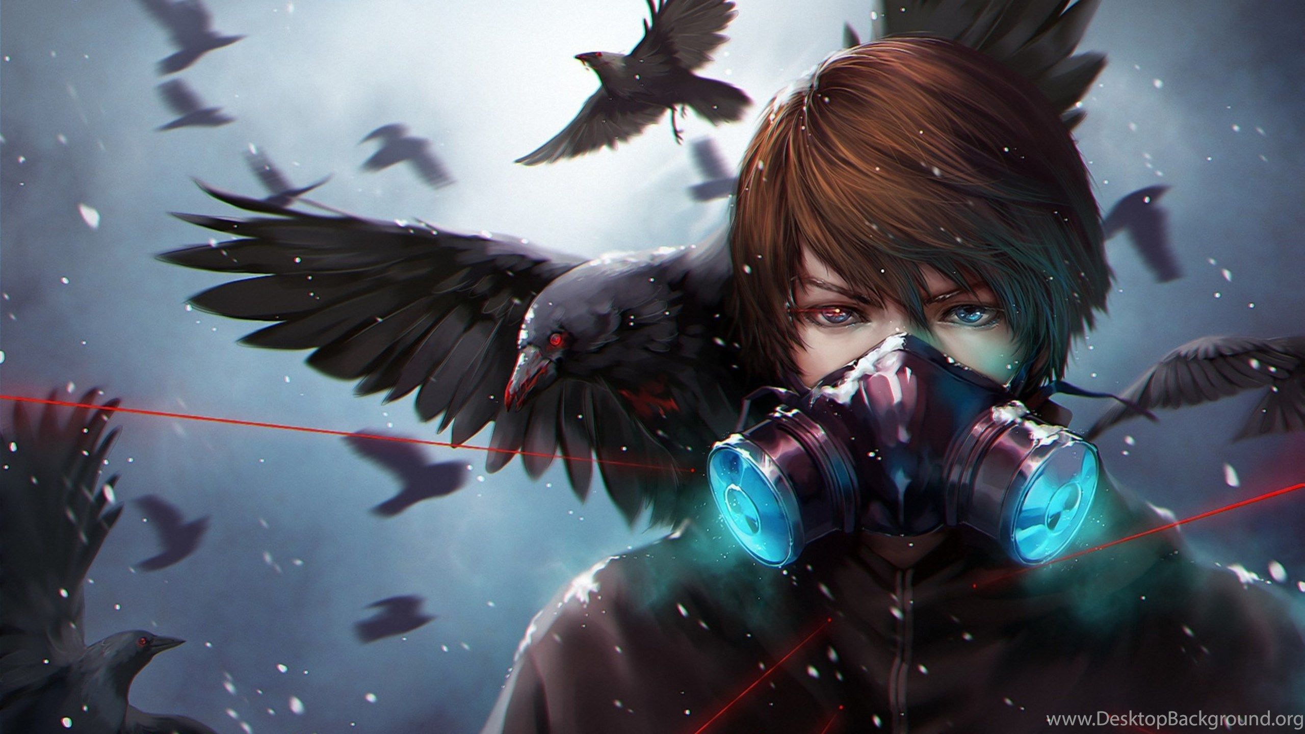 Epic Anime 2560x1440 Wallpapers Wallpaper Cave