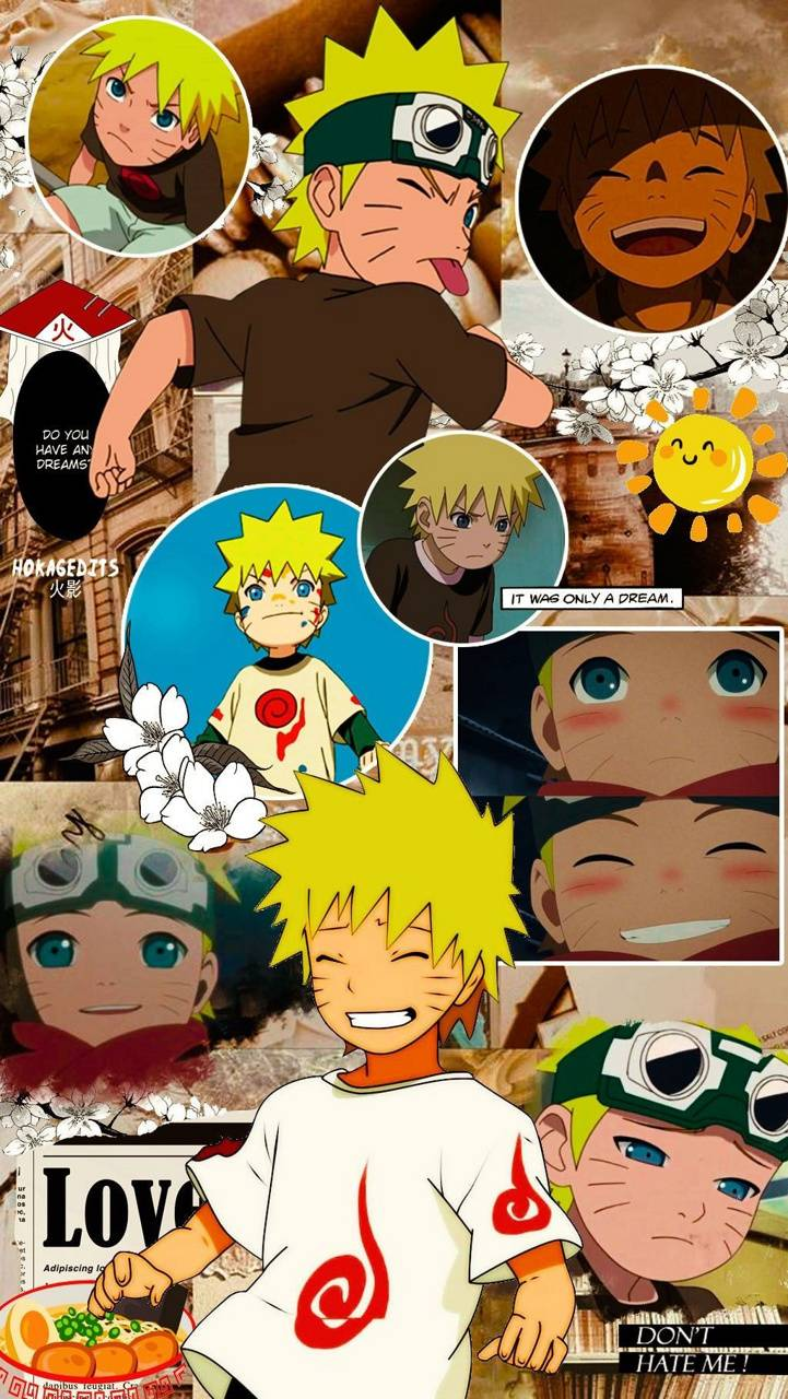 Anime Naruto Aesthetic Wallpapers Wallpaper Cave