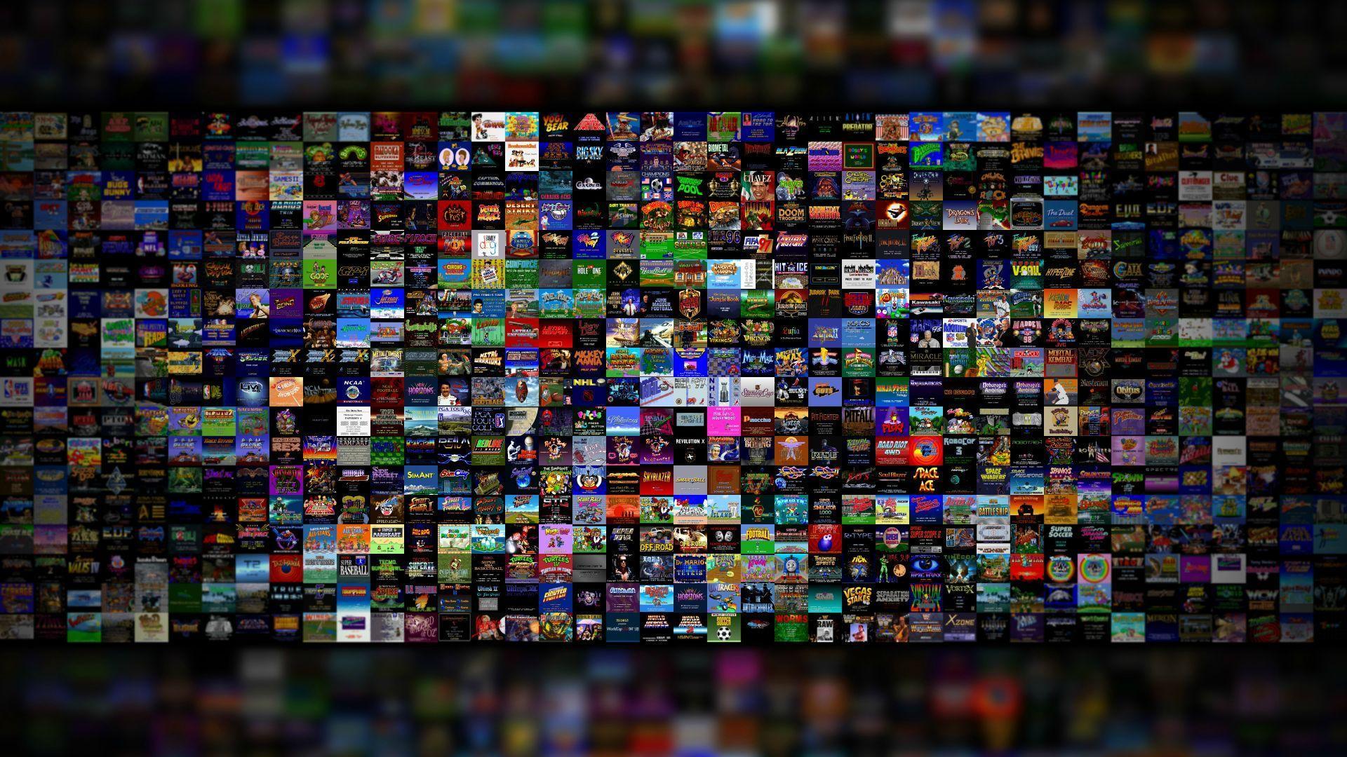 snes wallpaper - HD1920×1080