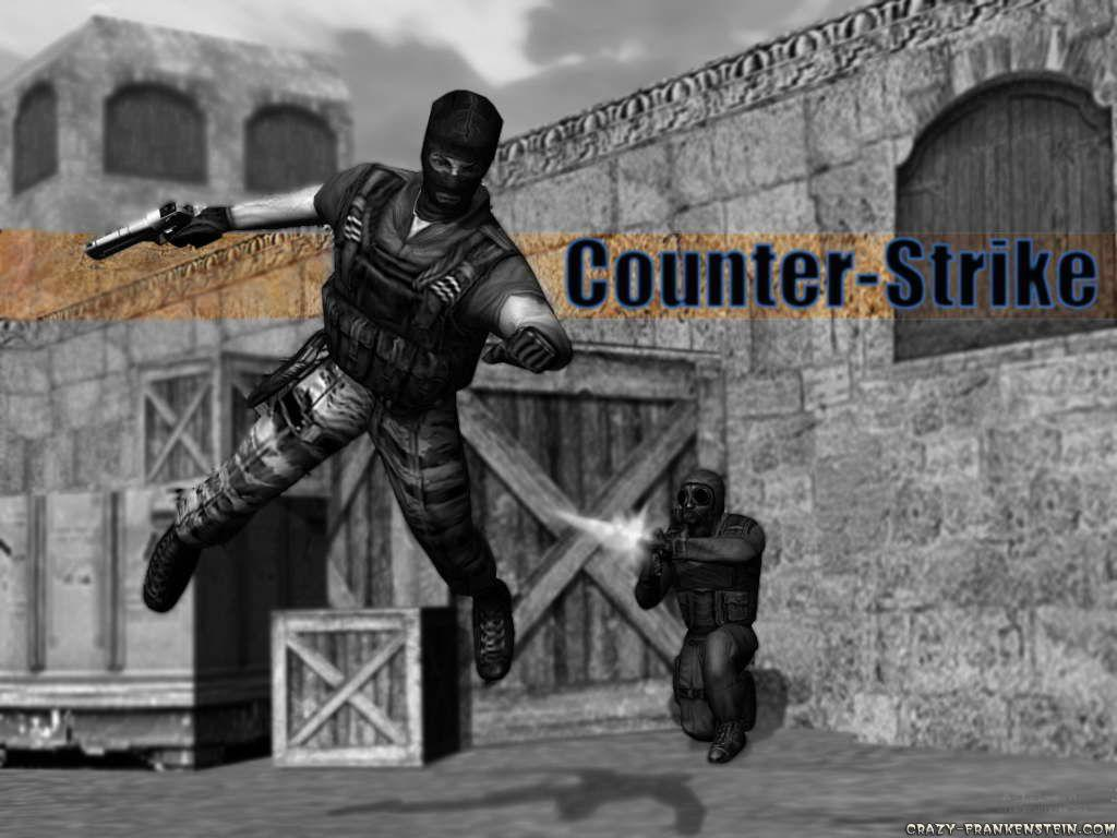 Counter Strike - Game wallpapers - Crazy Frankenstein