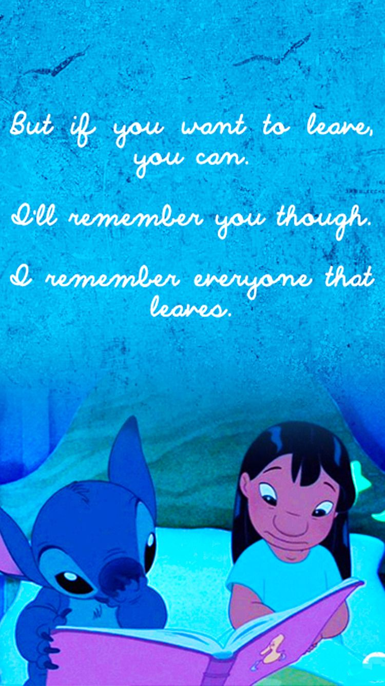 Lilo And Stitch Aesthetic Wallpapers Wallpaper Cave