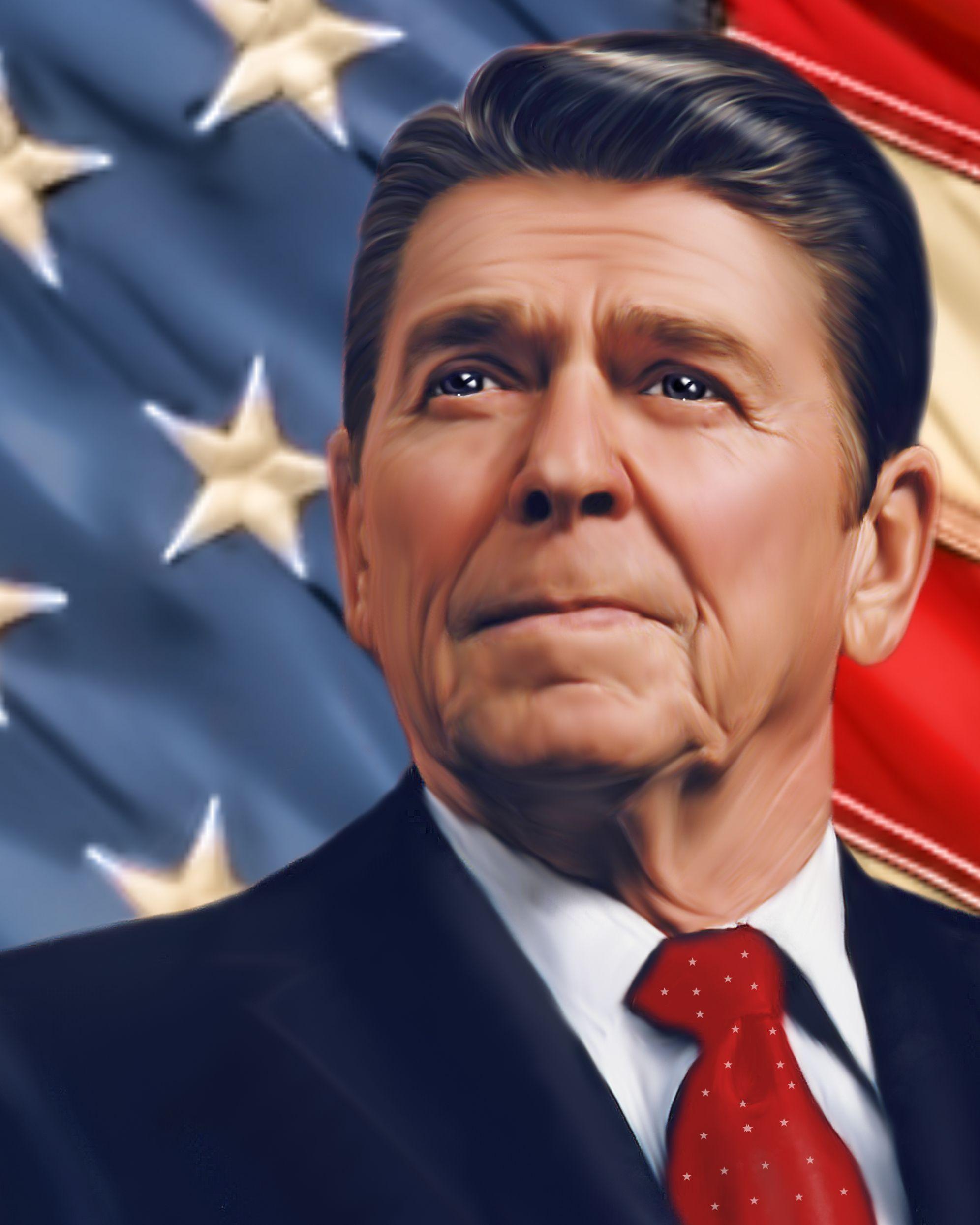 Ronald Reagan Phone Wallpapers   Wallpaper Cave