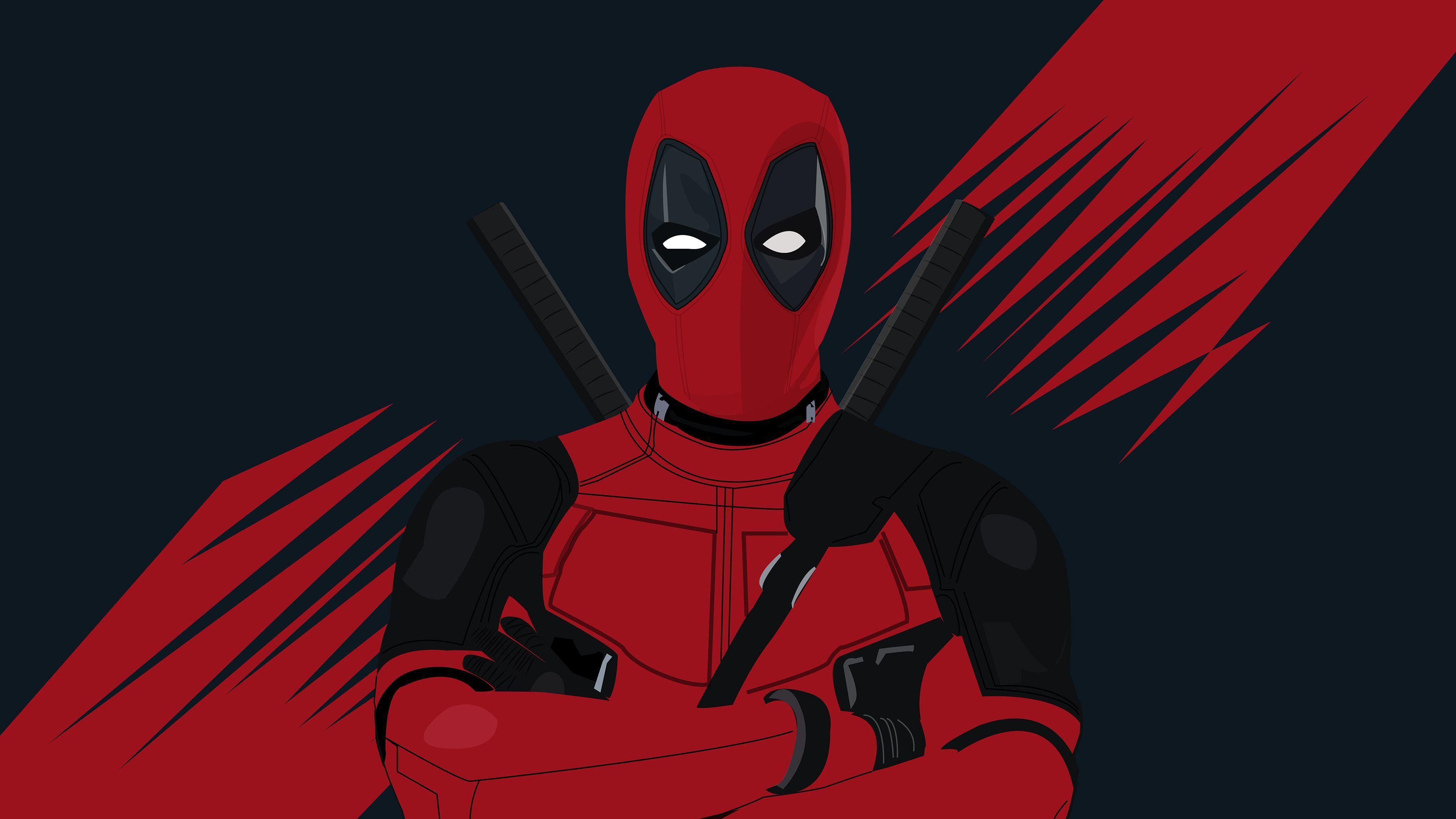 4k Deadpool Desktop Wallpapers Wallpaper Cave