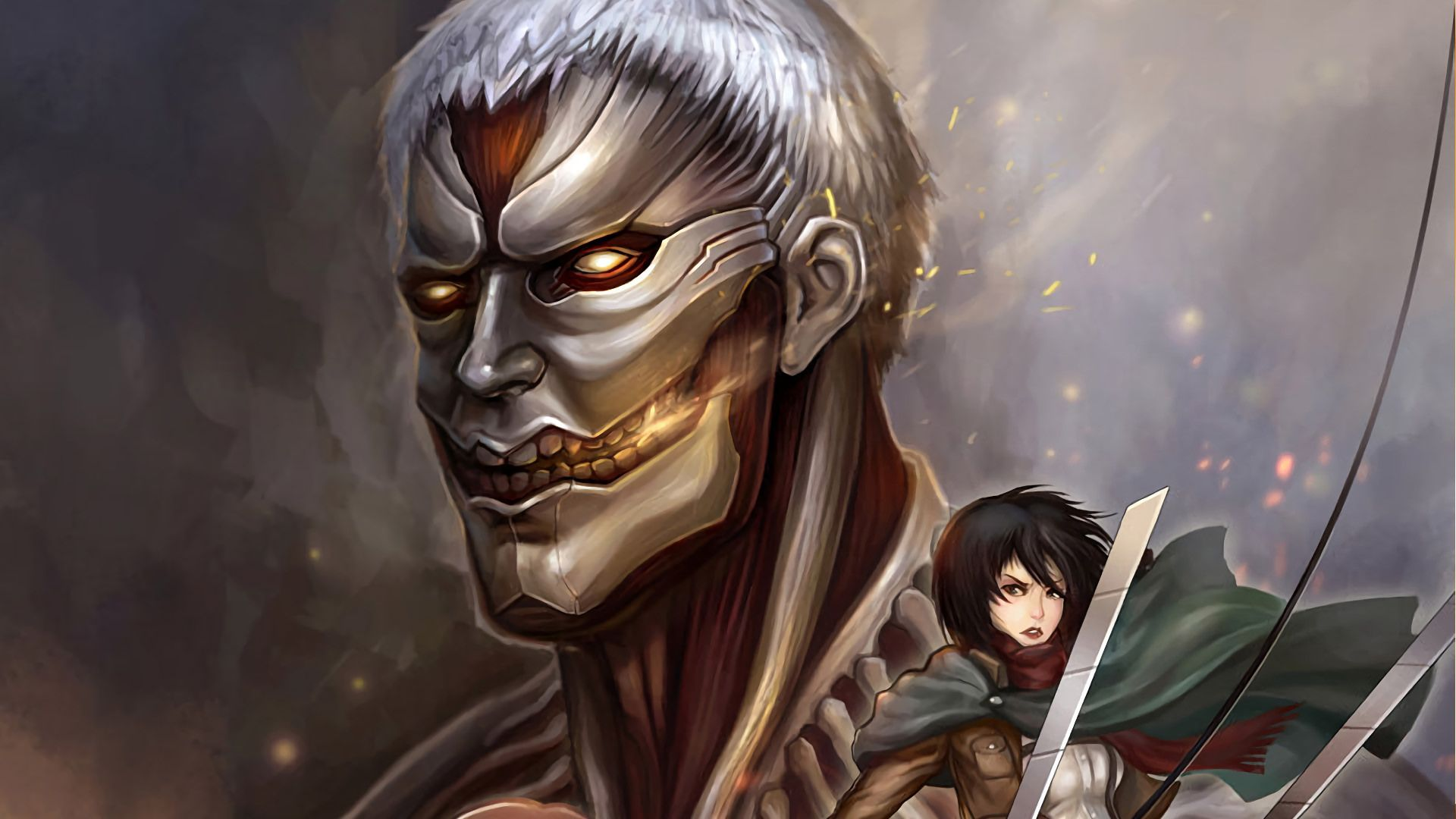 Armored Titan Wallpapers Wallpaper Cave