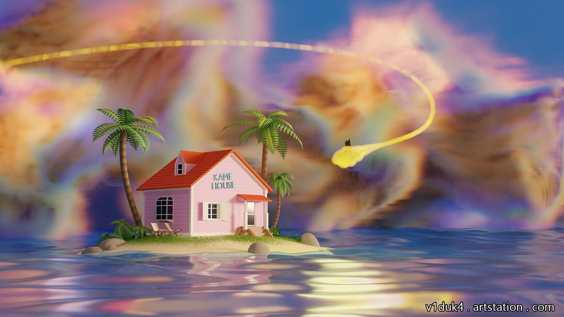 Kame House Wallpapers - Wallpaper Cave