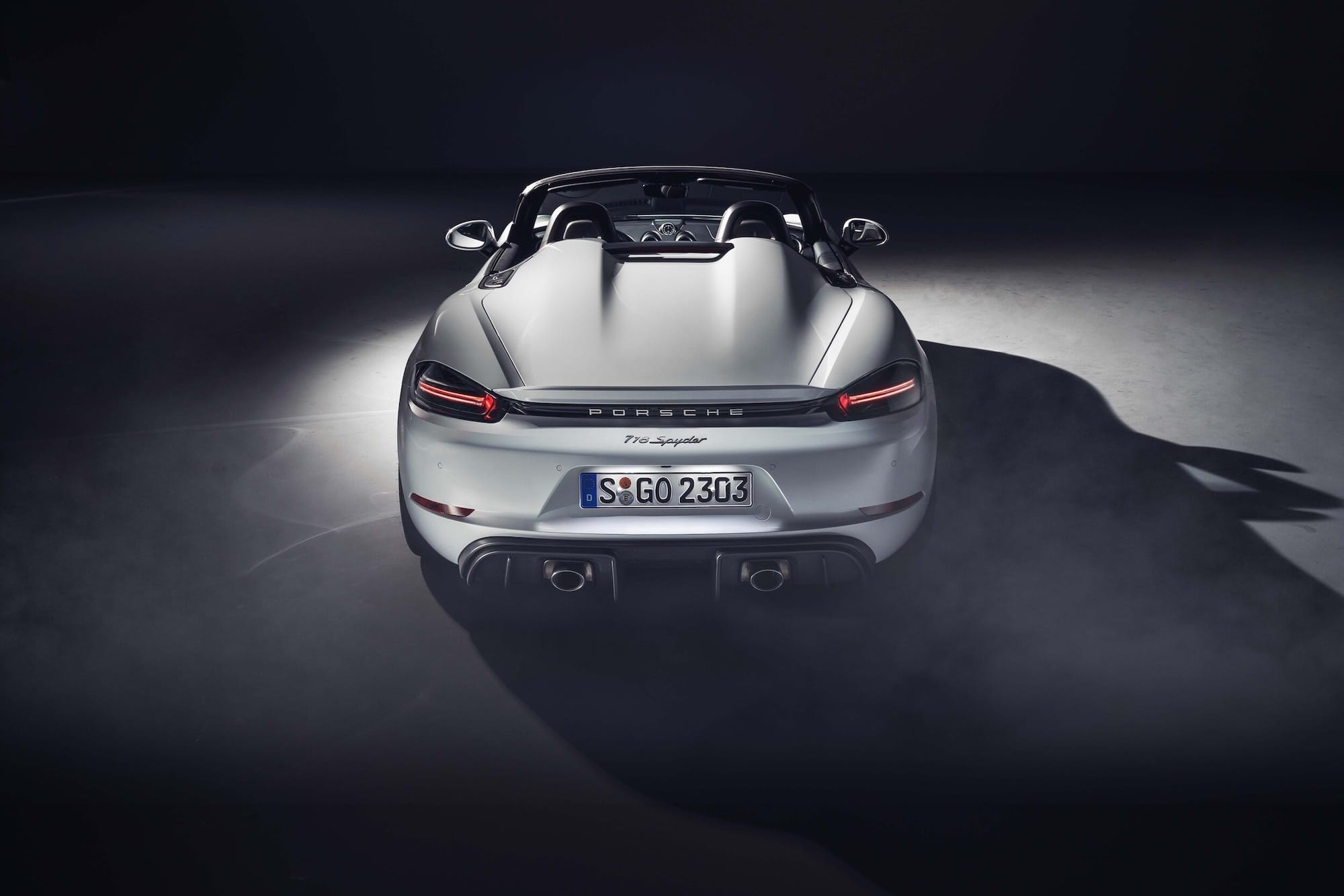 Porsche 718 Spyder Hd Wallpapers Wallpaper Cave