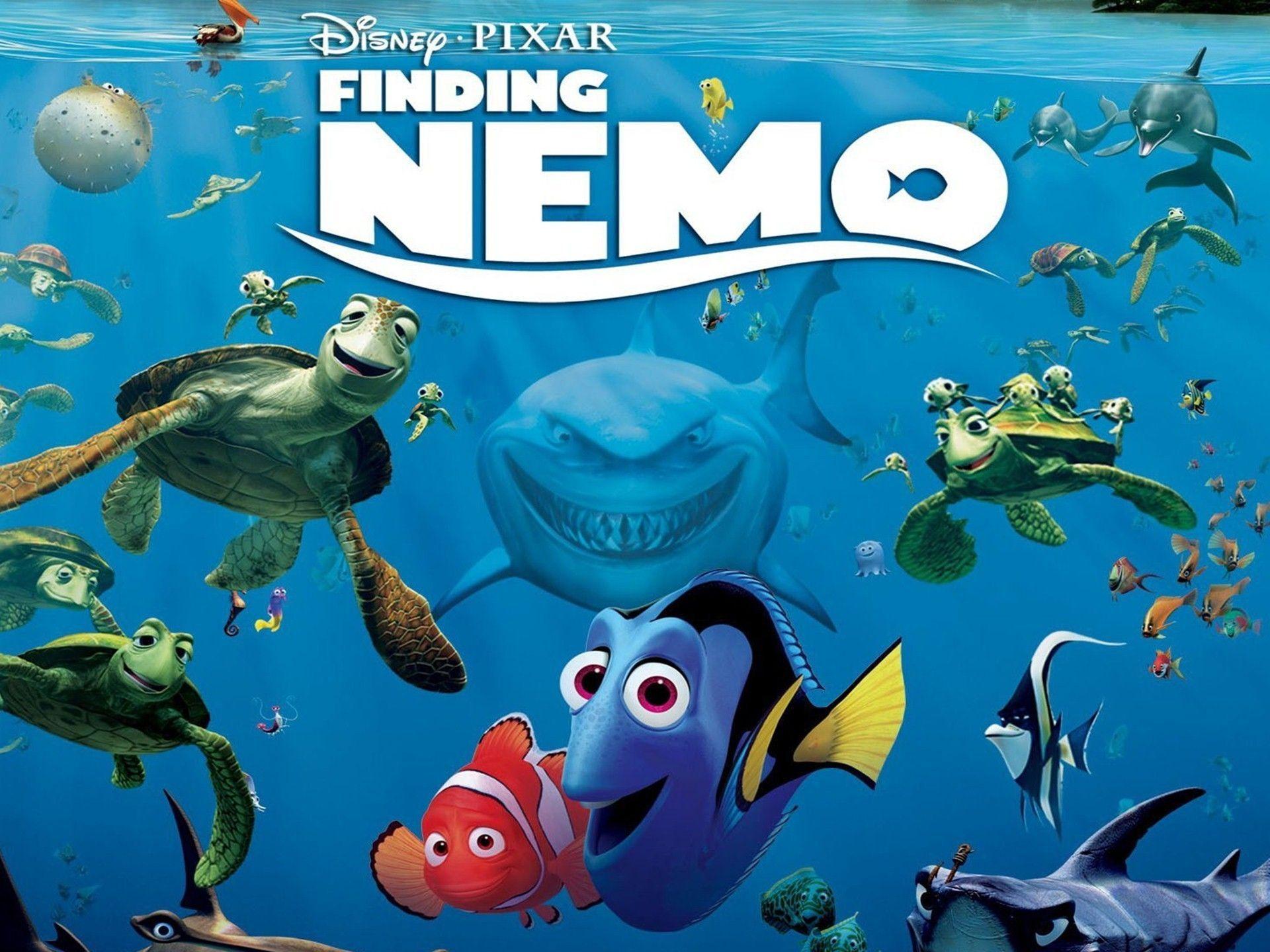 Download Finding Nemo HINDI-ENGLISH  720p & 480p & 1080p