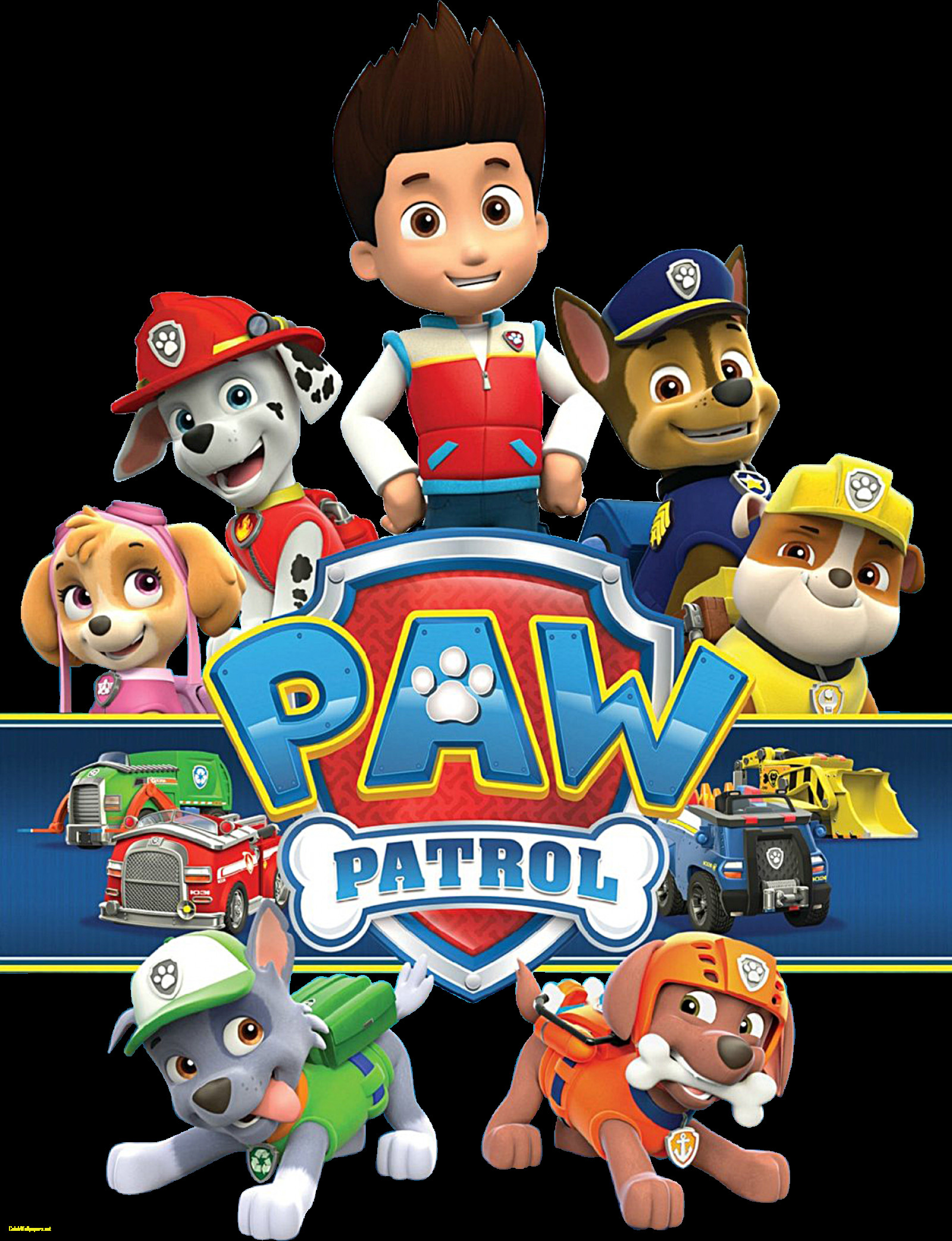 Skye Paw Patrol Android Wallpapers - Wallpaper Cave
