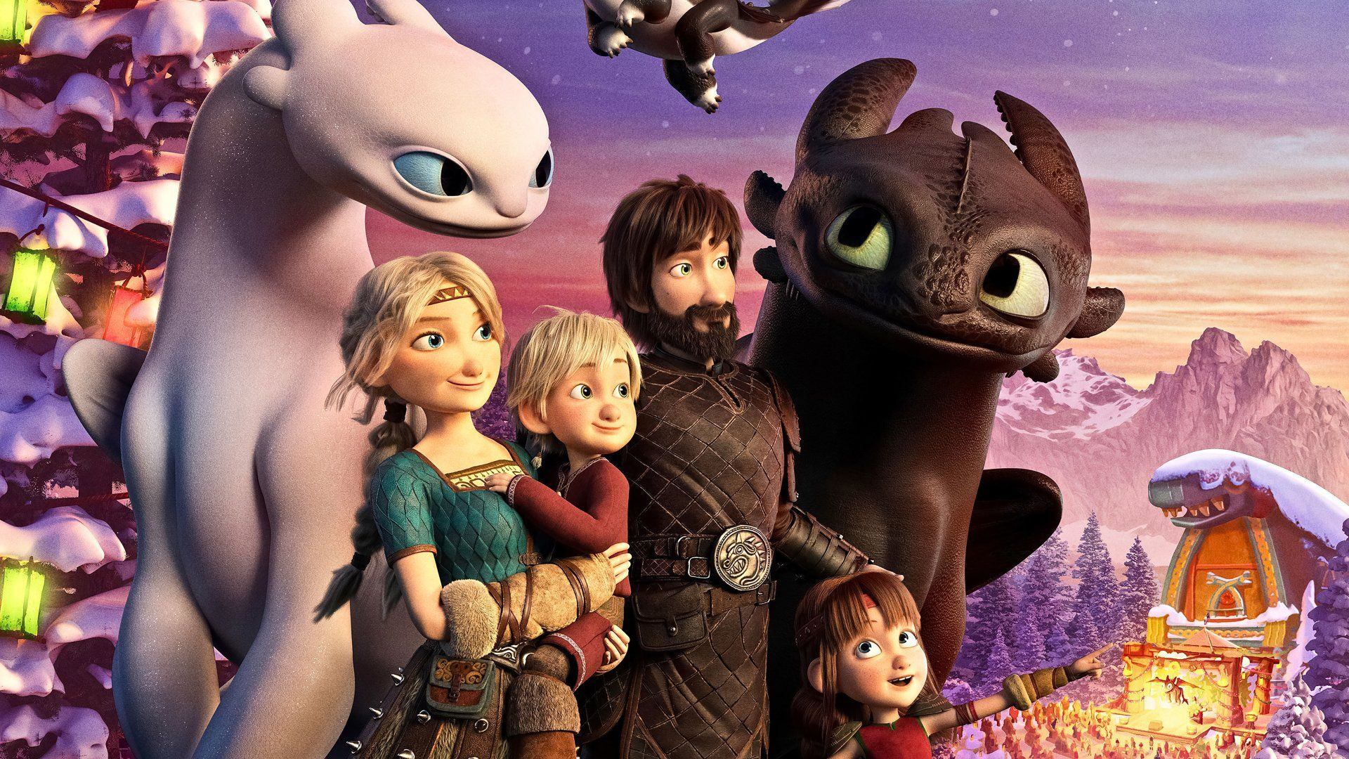 How To Train Your Dragon 1 Wallpapers - Wallpaper Cave