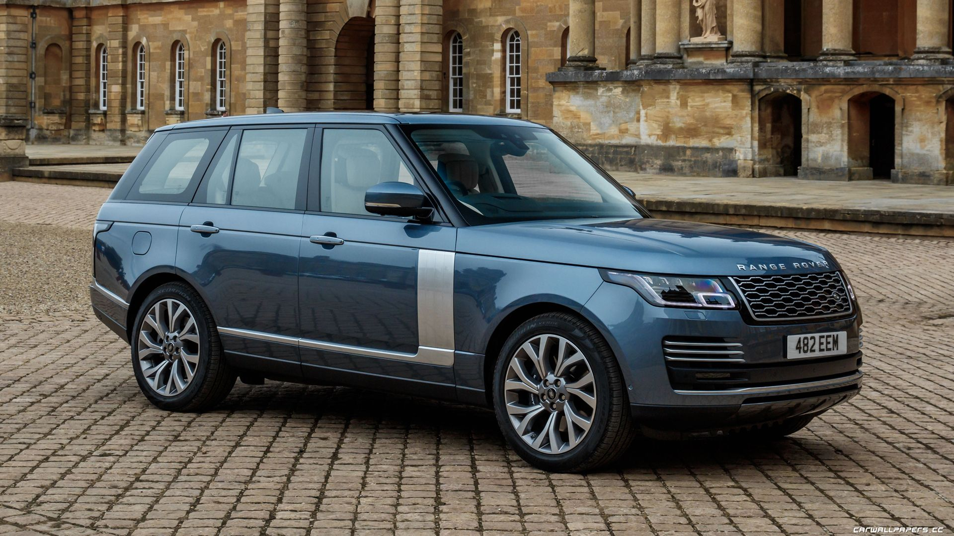 Range Rover Autobiography Wallpapers Wallpaper Cave