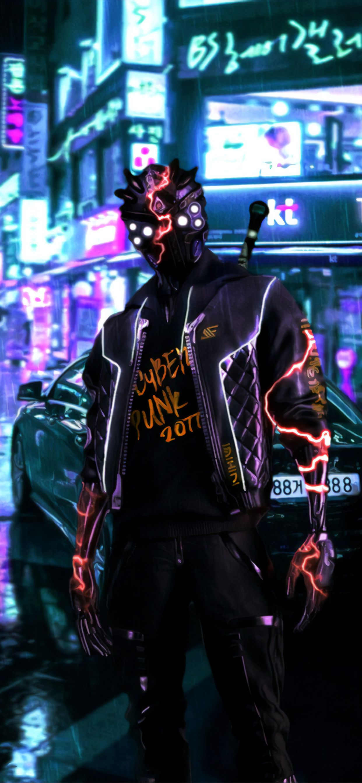Cyberpunk 2077 Iphone Wallpapers Wallpaper Cave