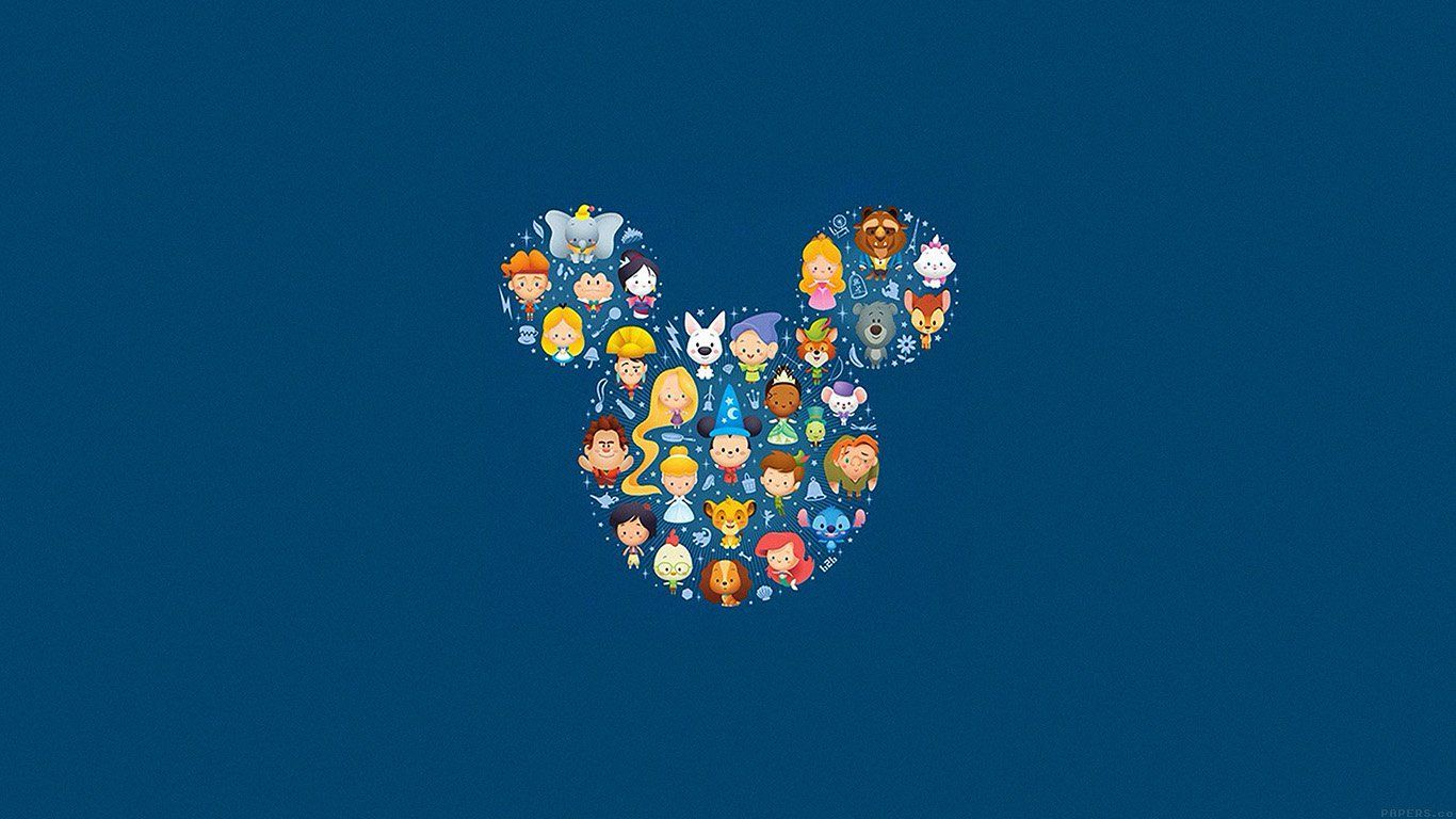 Tumblr Laptop Disney Wallpapers Wallpaper Cave