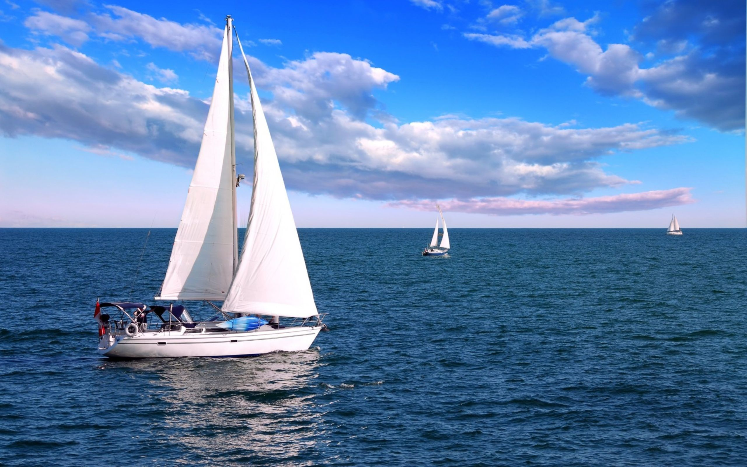 Free photo: Sailing Boat
