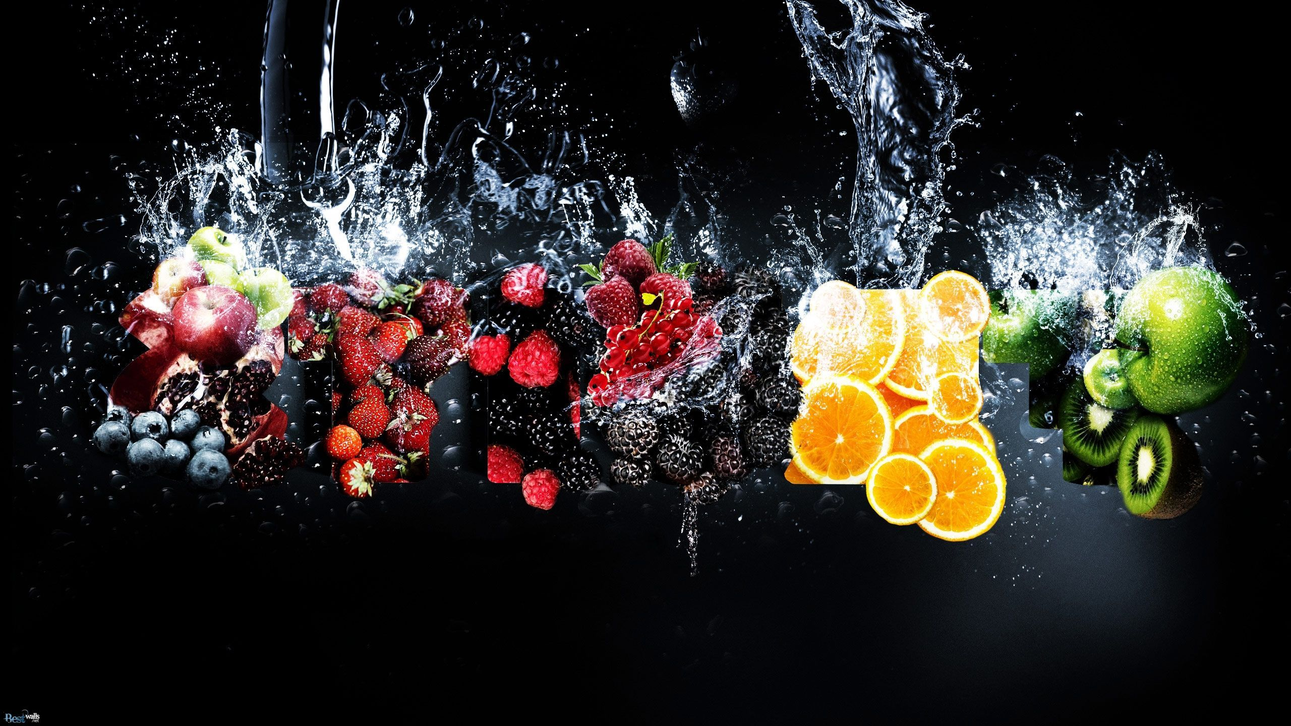 Fruits Desktop Backgrounds