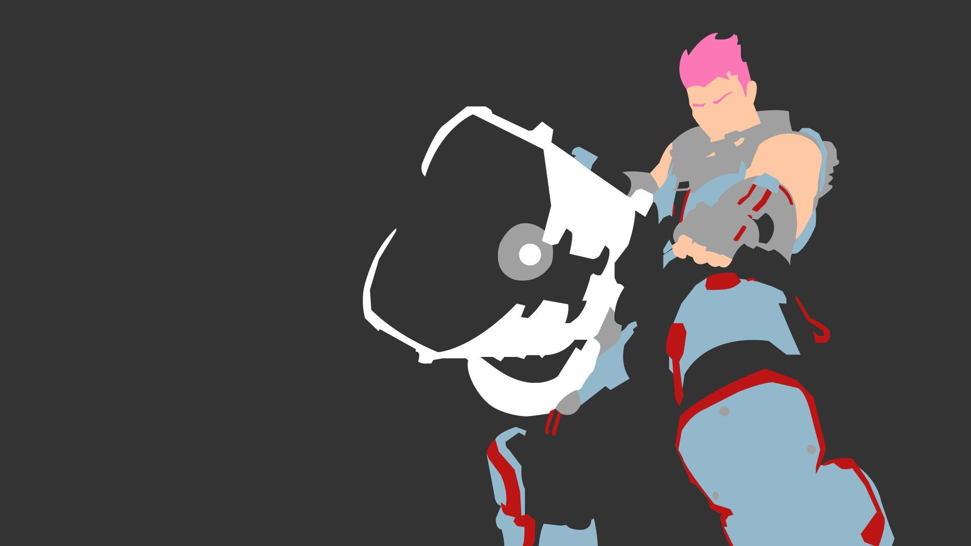 Overwatch Zarya Wallpapers Photo On Wallpapers 1080p HD
