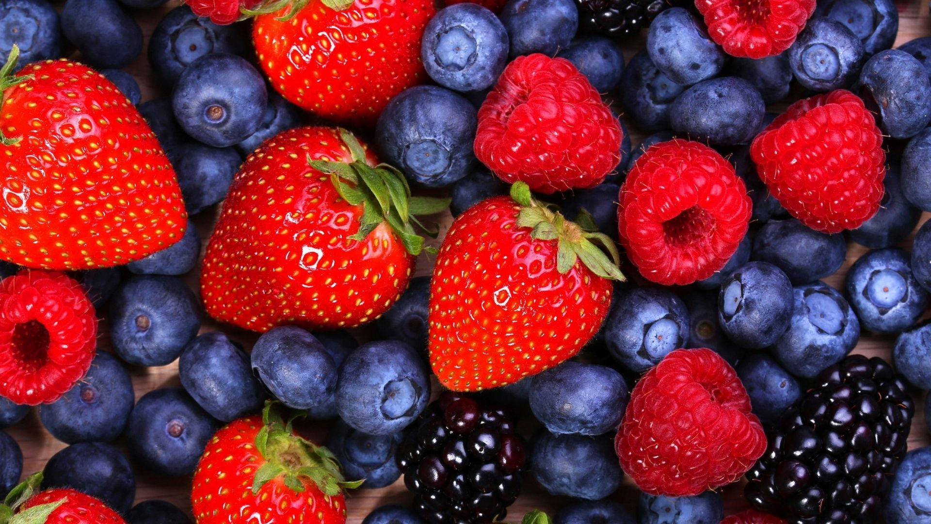 1920x1080 Summer Berries desktop PC and Mac wallpapers