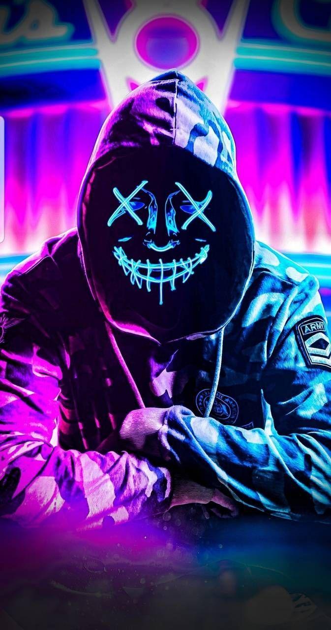 Hacker Neon Wallpapers Wallpaper Cave