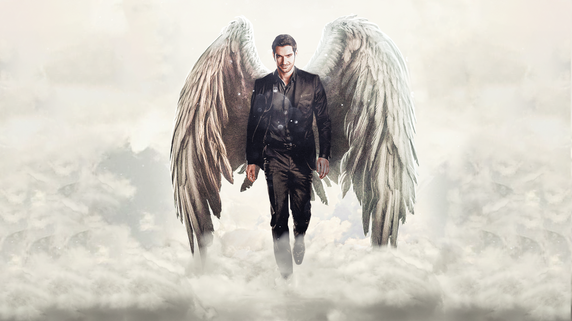 Lucifer Netflix Wallpapers Wallpaper Cave