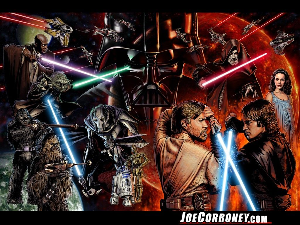 Star Wars Saga Wallpapers Wallpaper Cave
