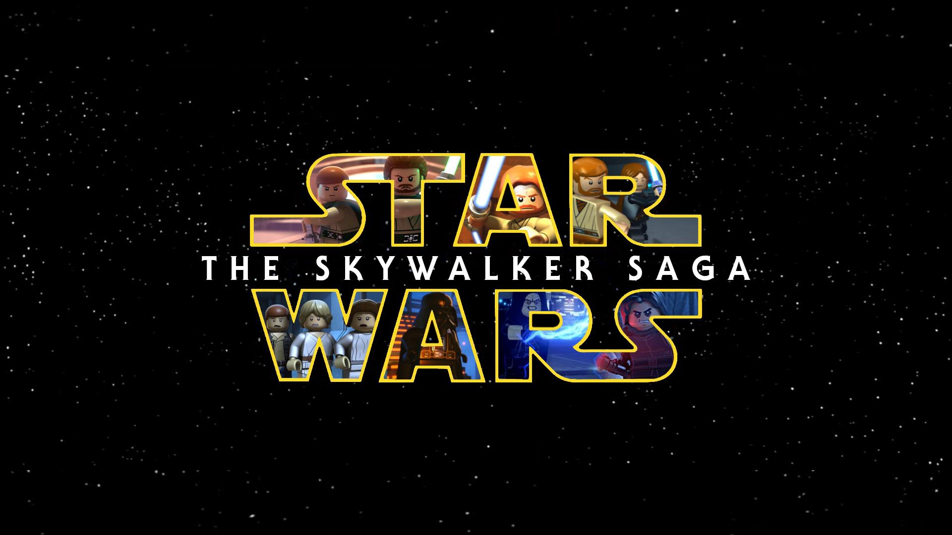 Lego Star Wars The Skywalker Saga Wallpapers Wallpaper Cave
