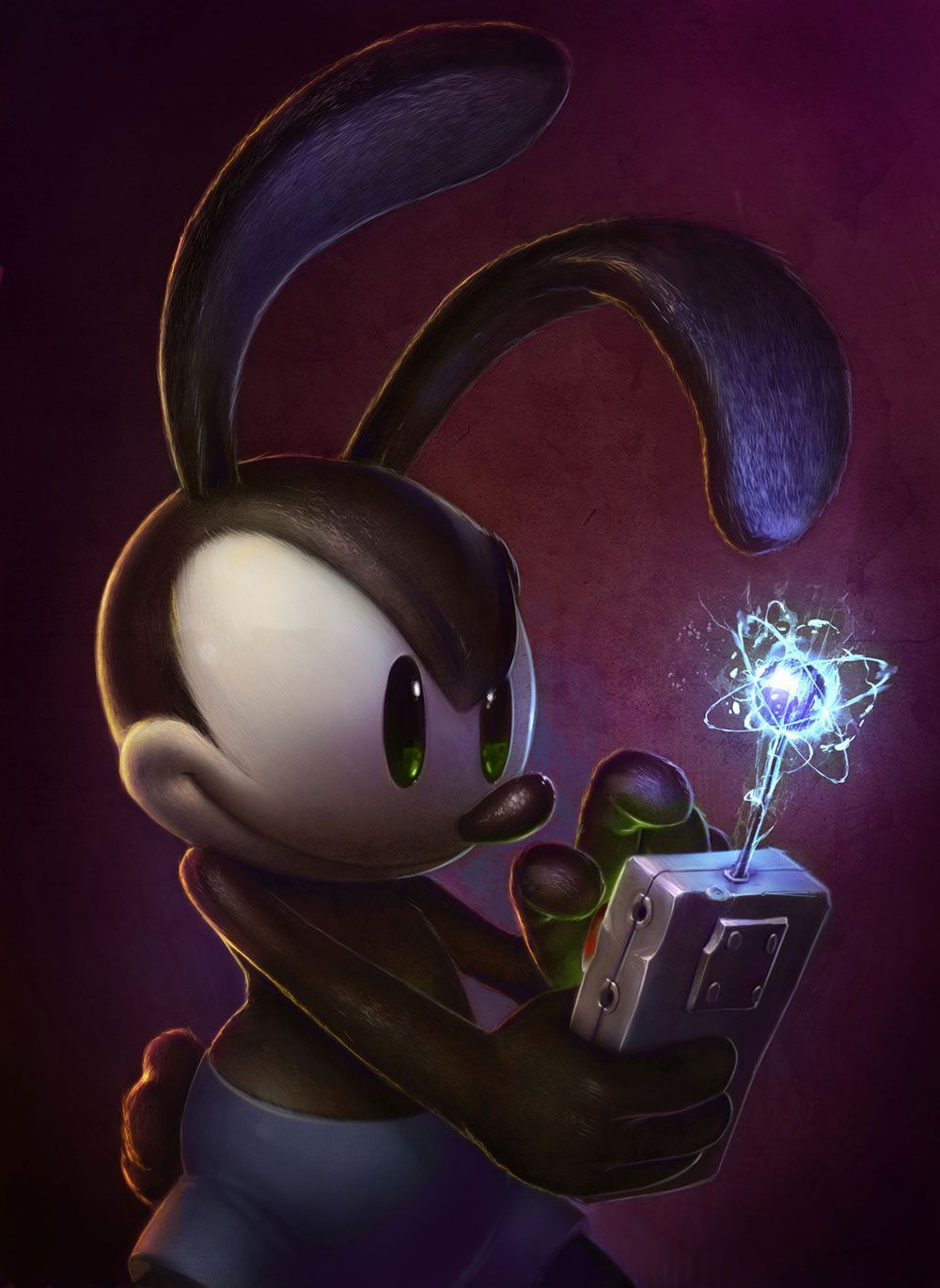 Oswald The Lucky Rabbit Wallpapers - Wallpaper Cave