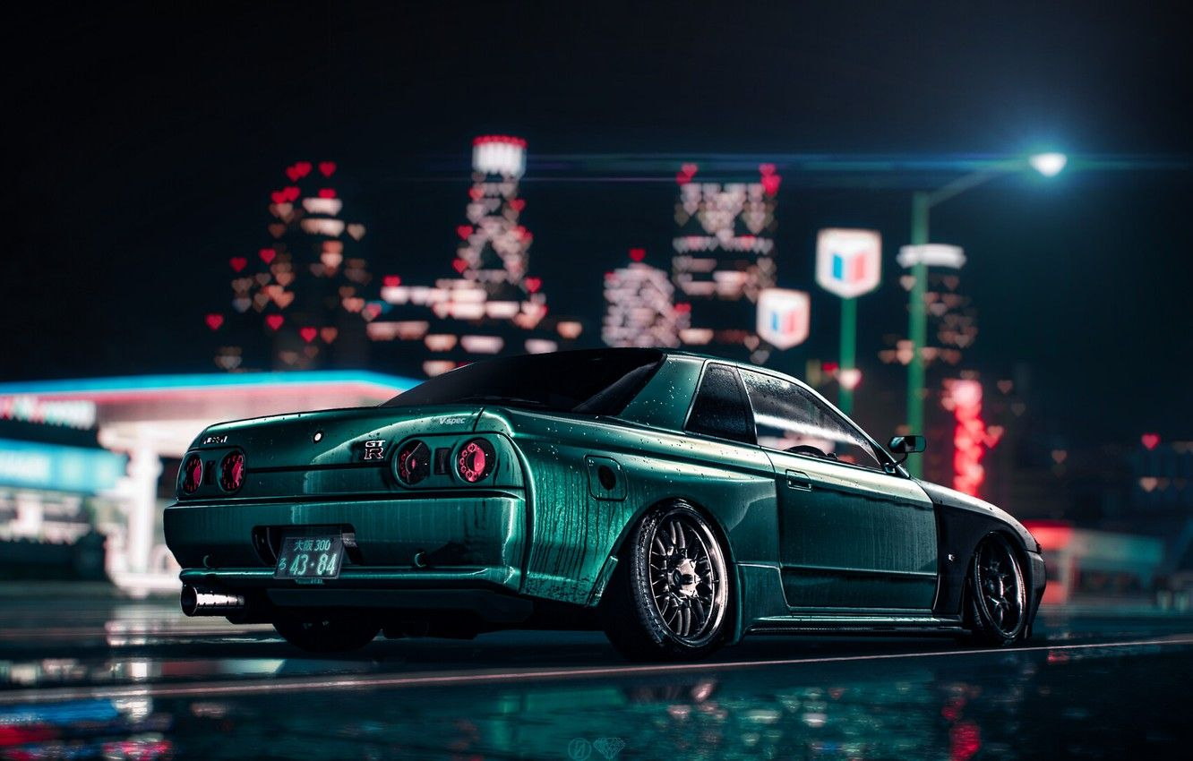 R32 Skyline Wallpapers Wallpaper Cave