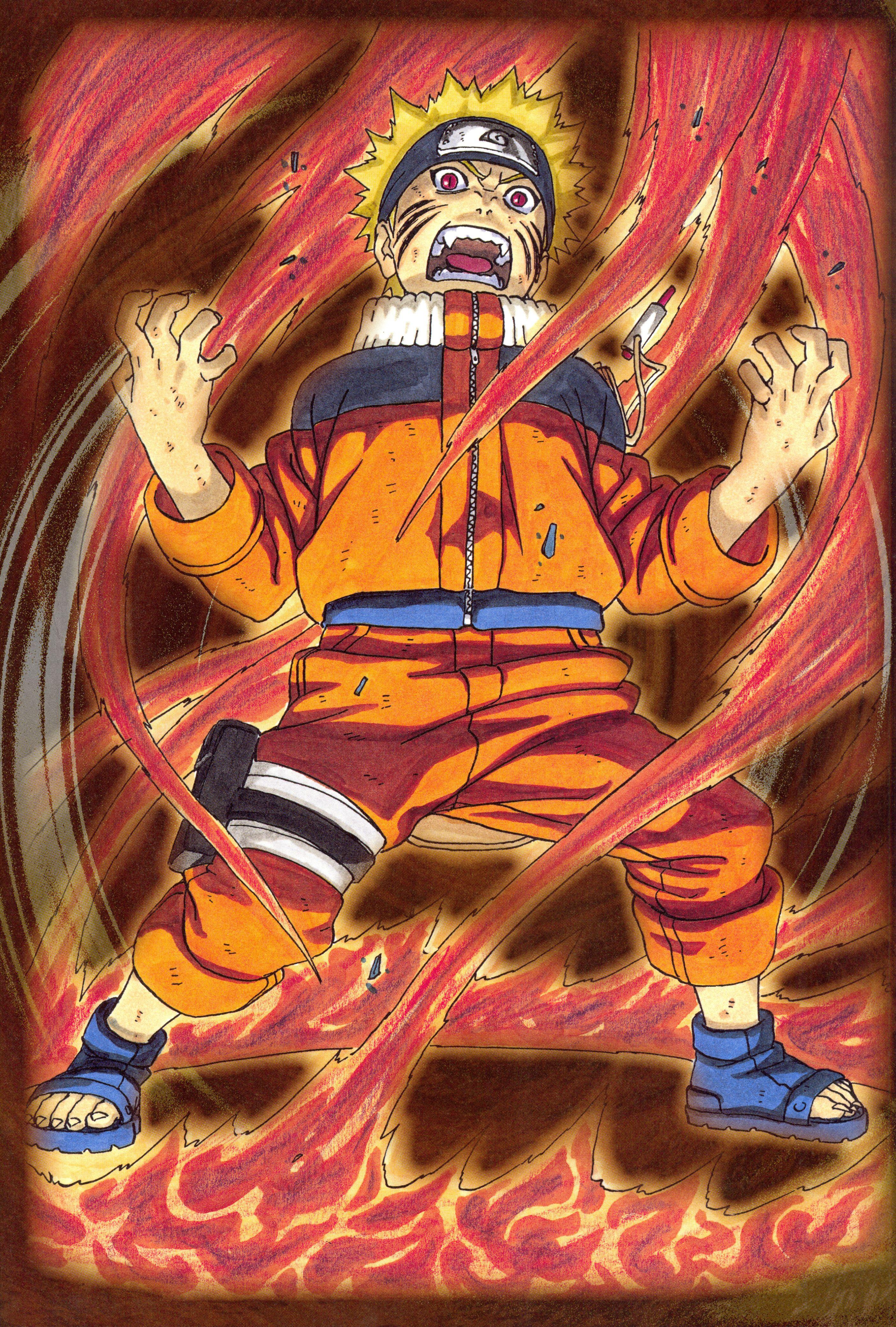 Naruto Mode Bijuu Wallpapers - Wallpaper Cave  Naruto Bijuu Mode Wallpapers Hd