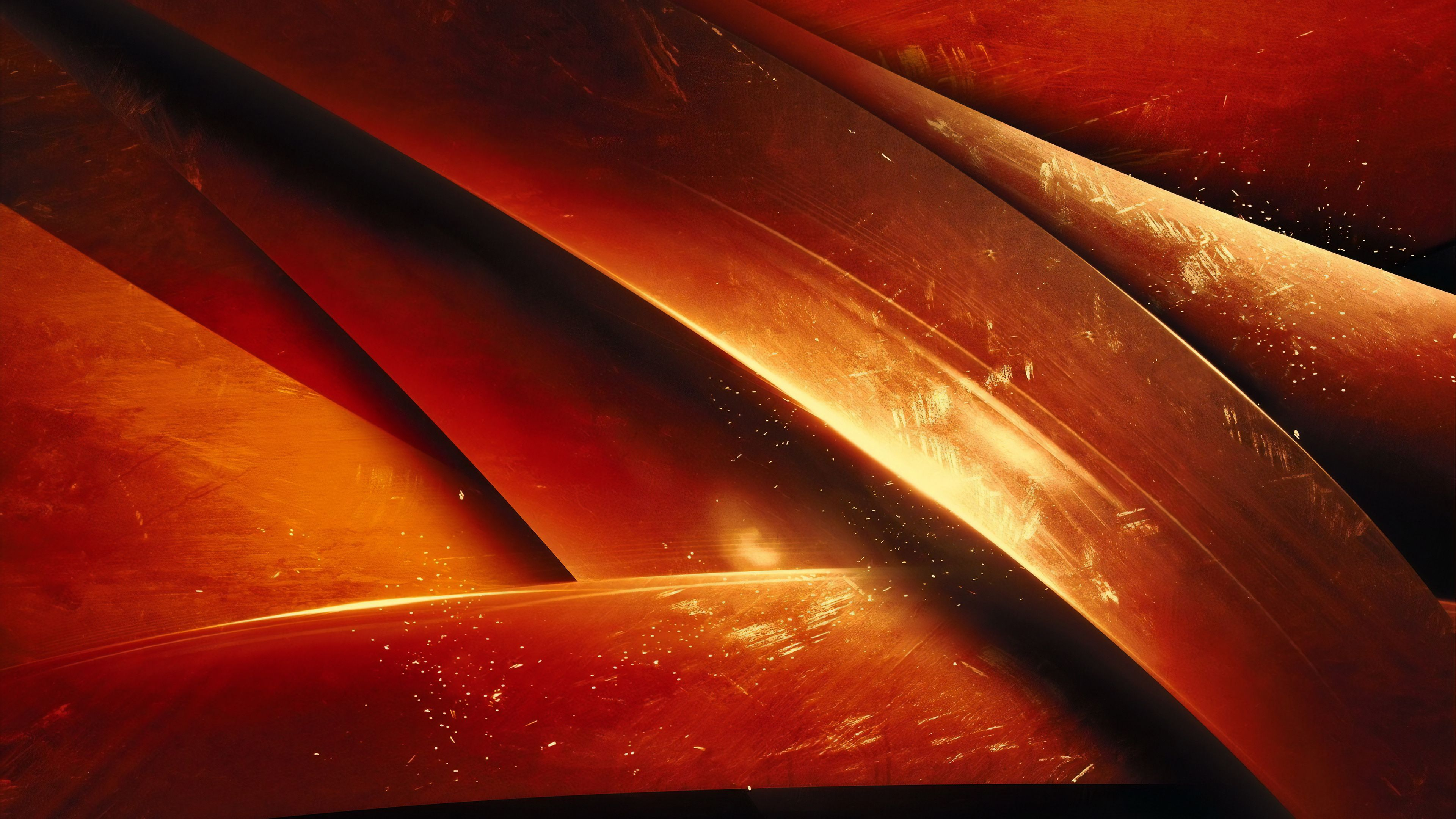 Abstract Orange HD Wallpapers - Wallpaper Cave