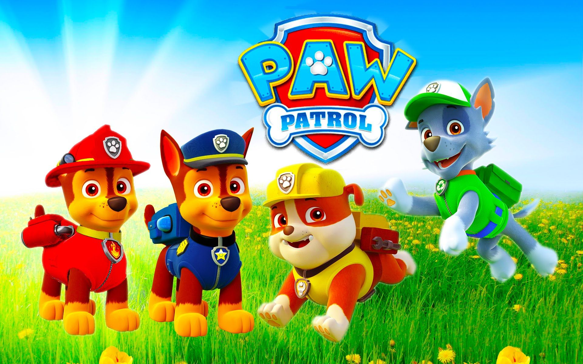 Paw Patrol Marshall Wallpapers - Wallpaper Cave