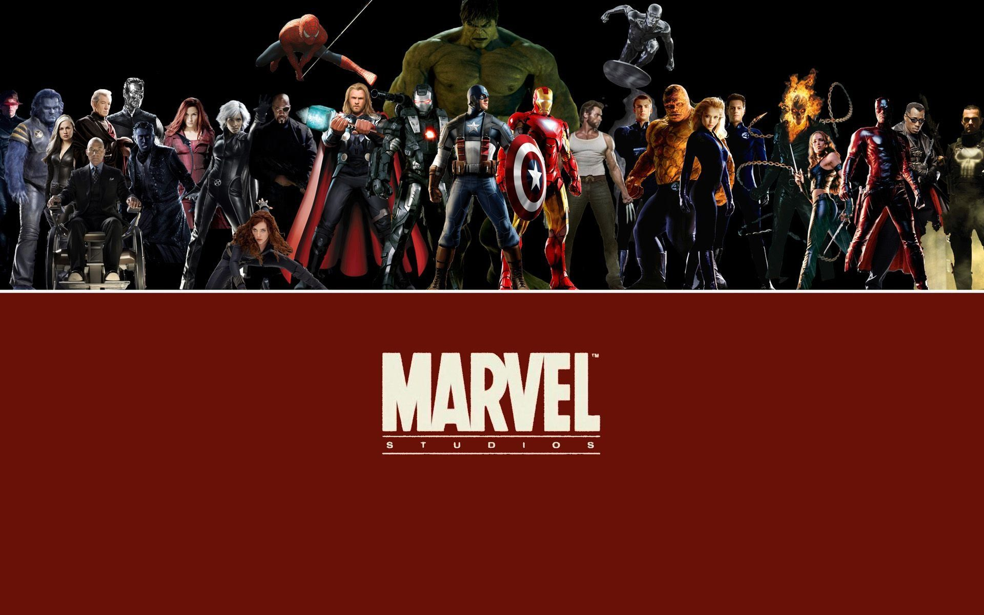 Marvel Pc Wallpapers Wallpaper Cave