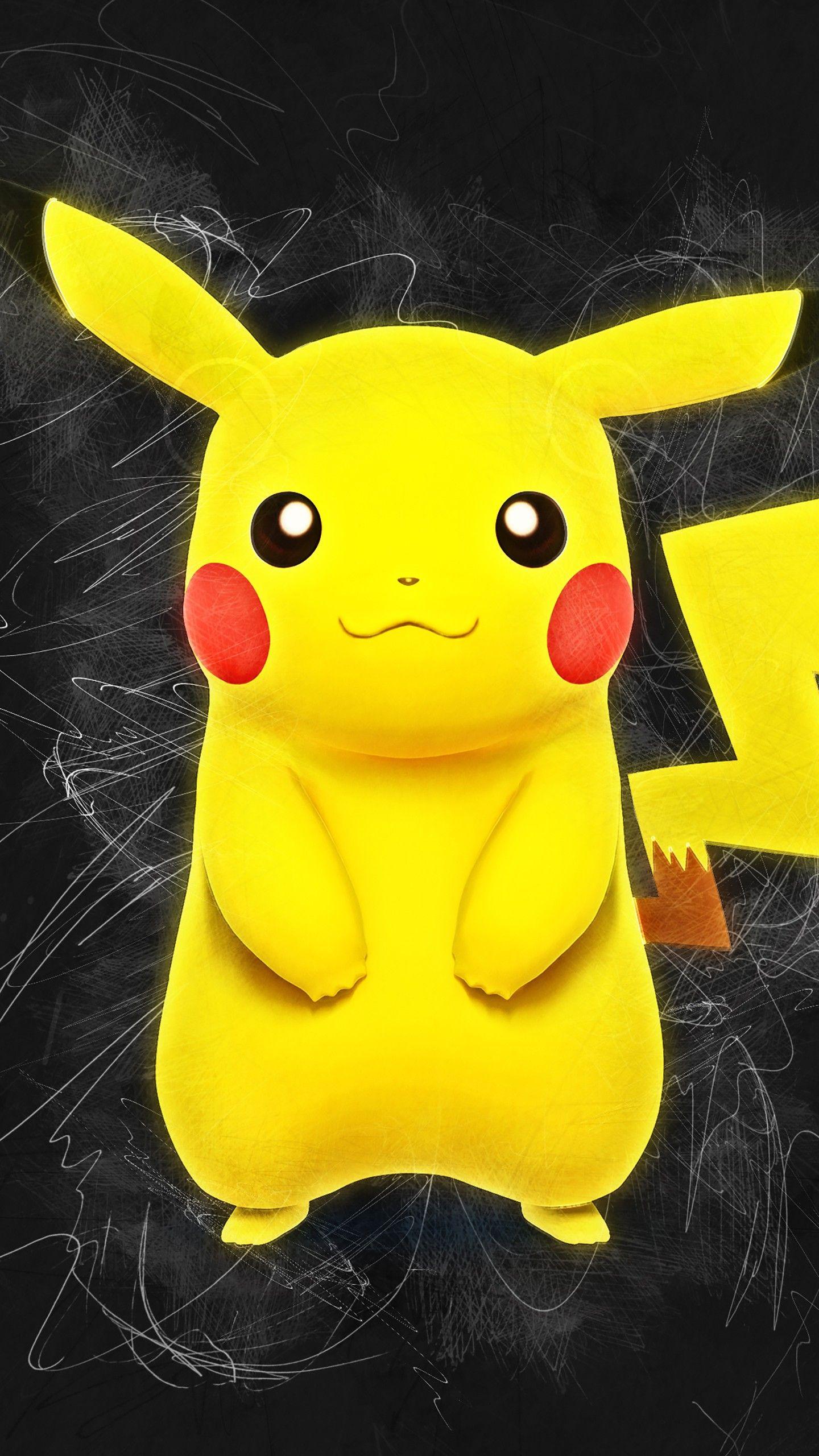 Pikachu 4k Wallpapers Wallpaper Cave