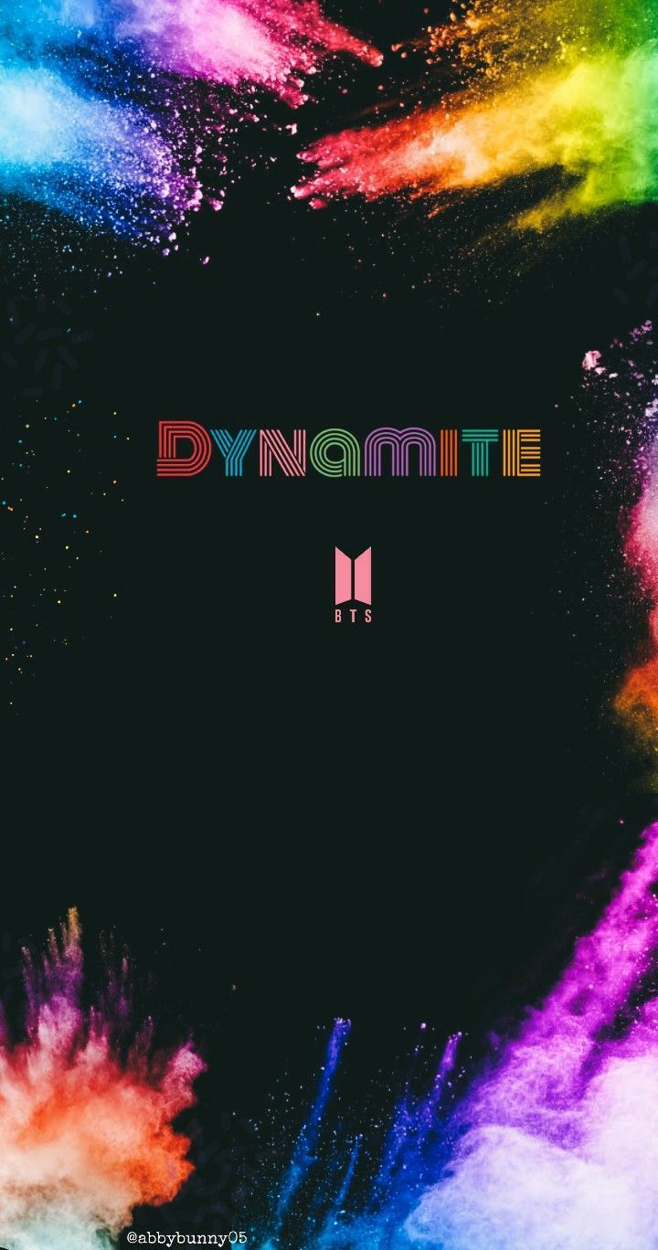 bts dynamite wallpapers parede aesthetics papeis papel imagens backgrounds wallpaperaccess