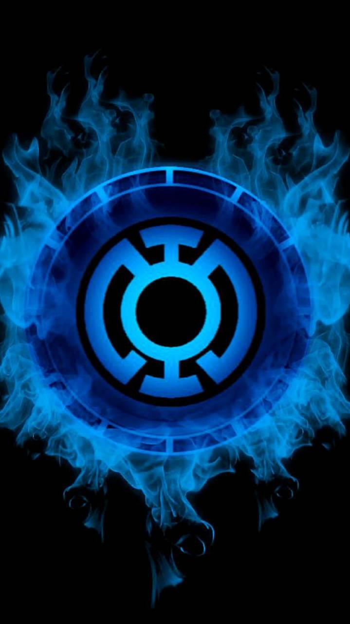 Blue Lantern Logo Wallpapers   Wallpaper Cave