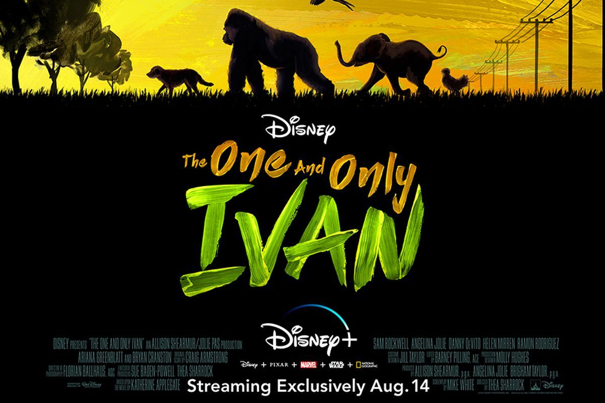 Watch: Disney+ releases trailer for 'The One and Only Ivan'