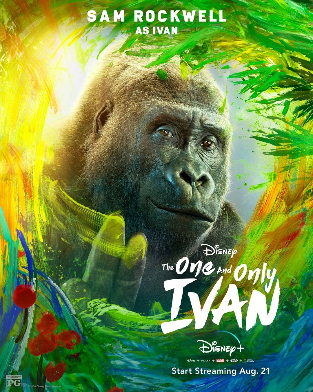 The One and Only Ivan Poster 12
