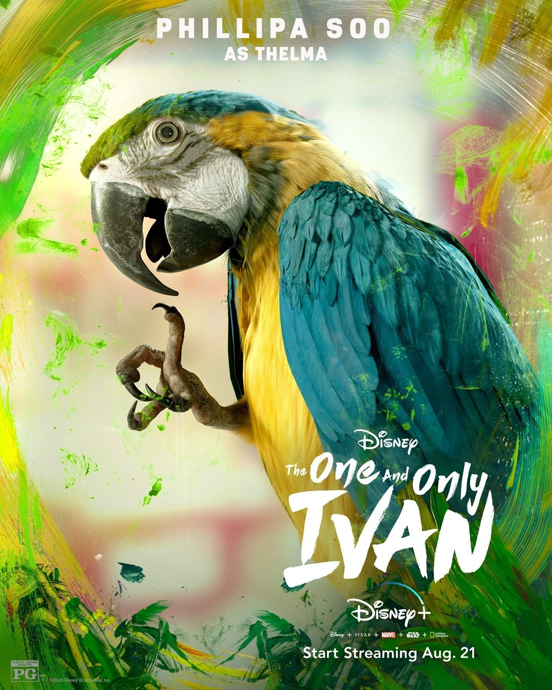 The One and Only Ivan Poster 11: Extra Large Poster Image