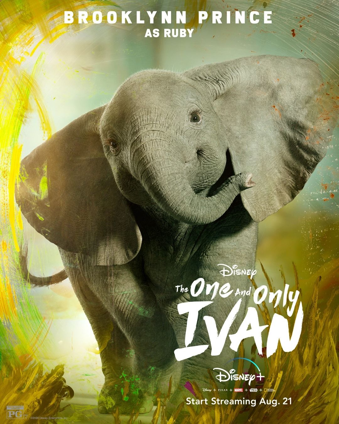 The One and Only Ivan Poster 10: Full Size Poster Image