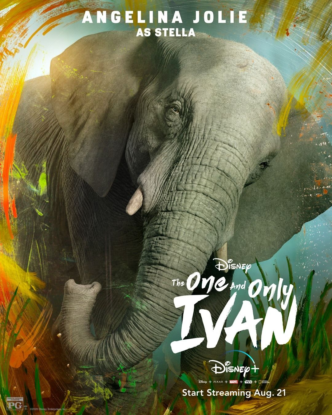 The One and Only Ivan Poster 6: Extra Large Poster Image