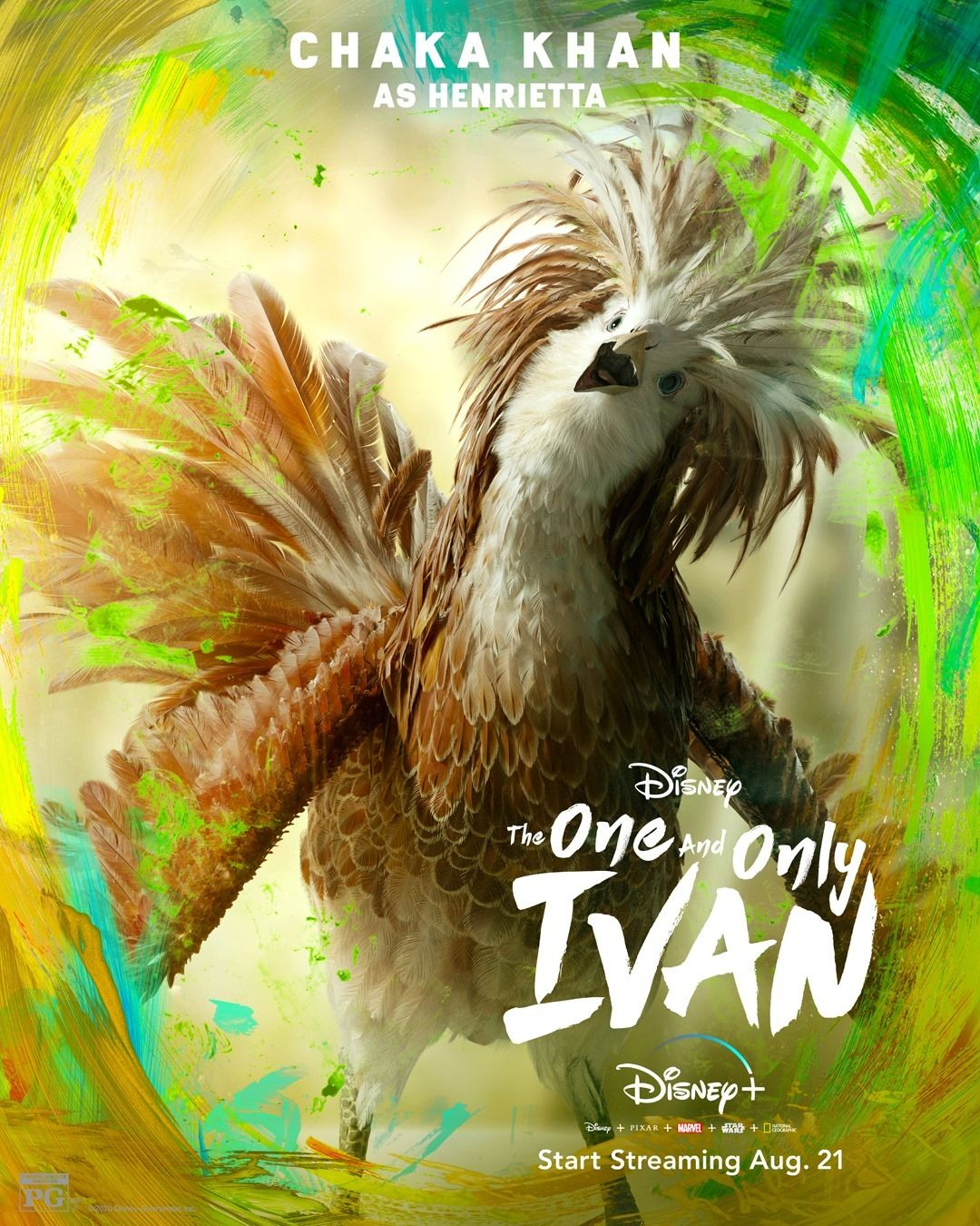 The One and Only Ivan Poster 5