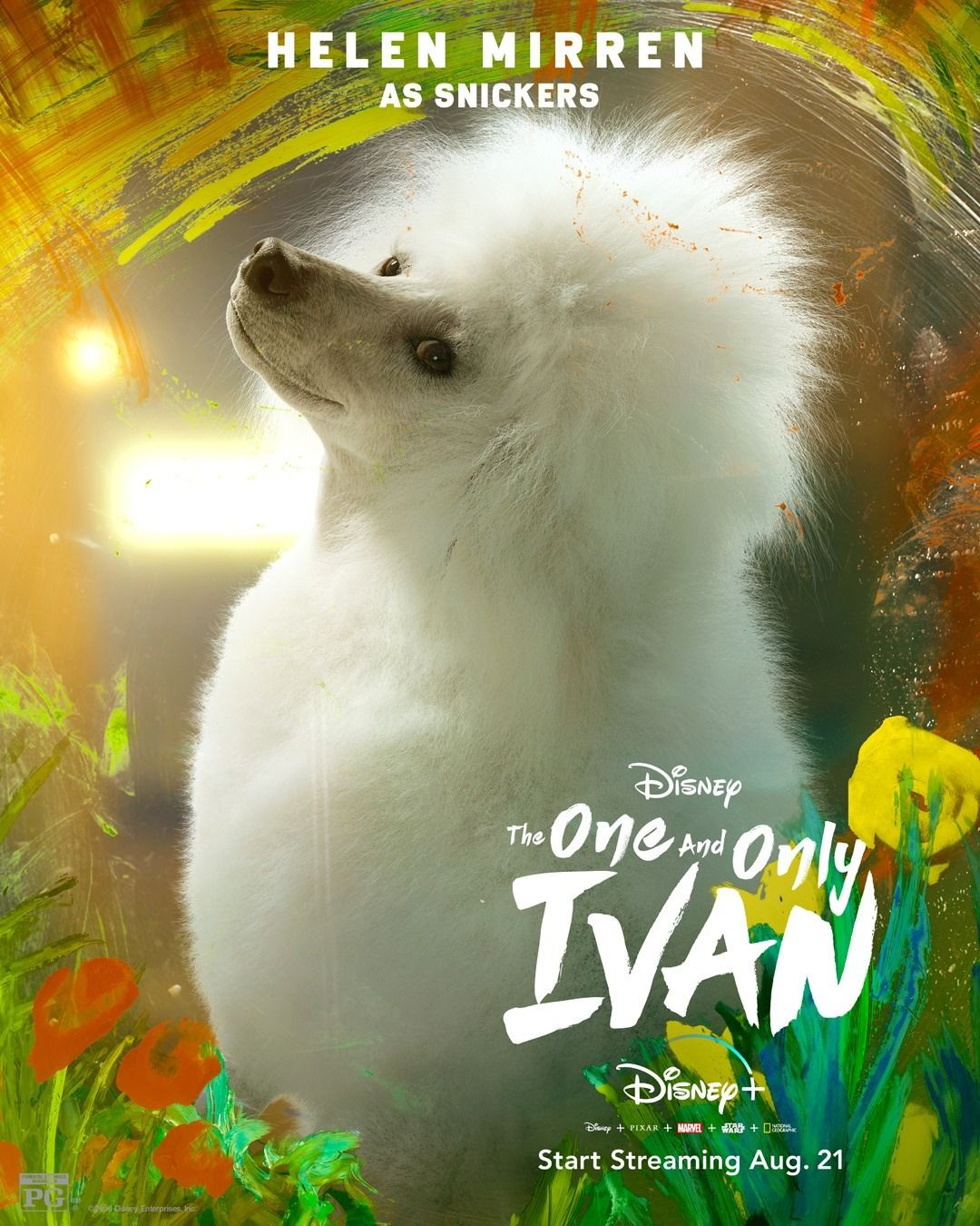 The One and Only Ivan Poster 4: Full Size Poster Image