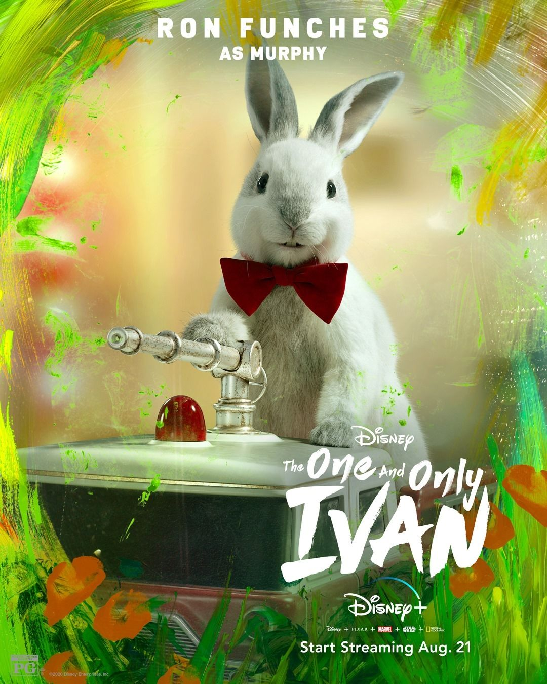 The One and Only Ivan Poster 8