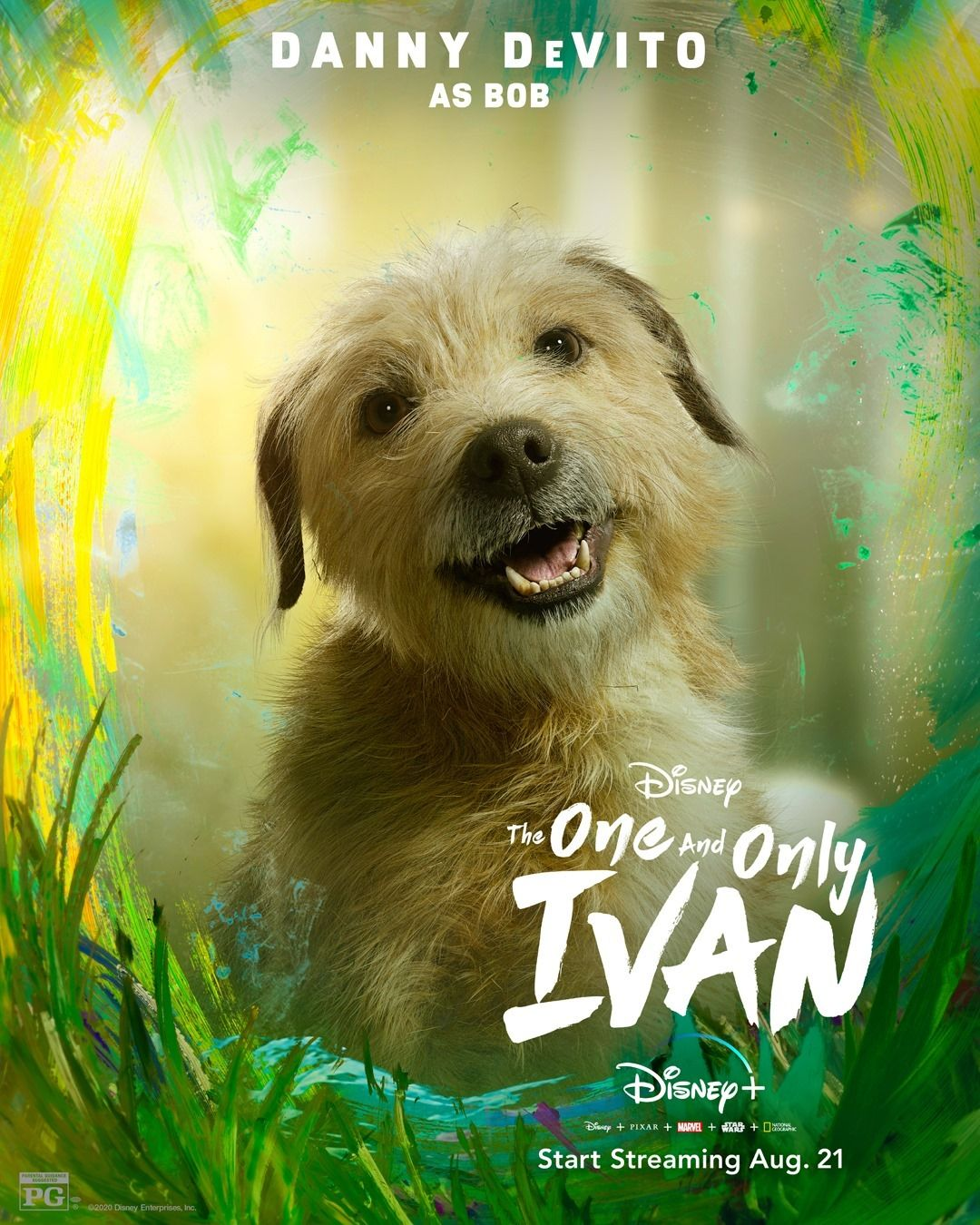 The One and Only Ivan Poster 9: Full Size Poster Image