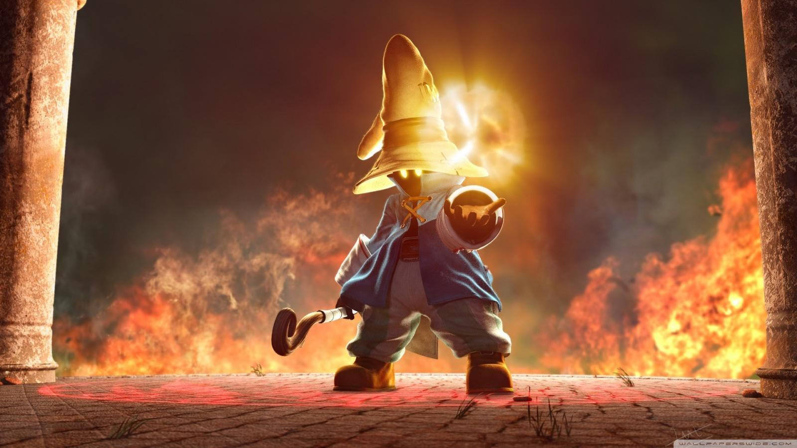 Final Fantasy IX Art HD desktop wallpapers : Widescreen : High