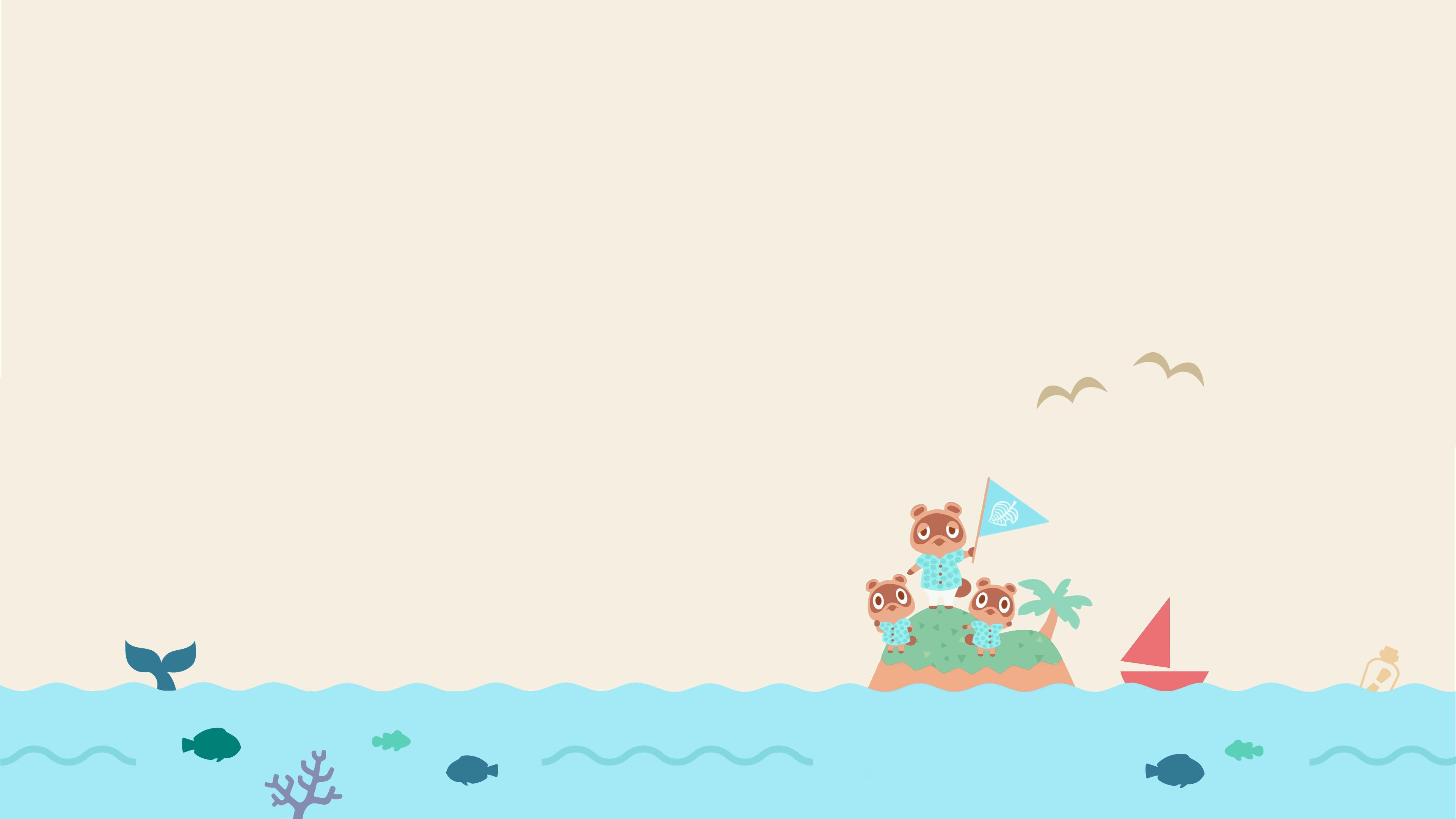 Animal Crossing Desktop Wallpapers - Wallpaper Cave