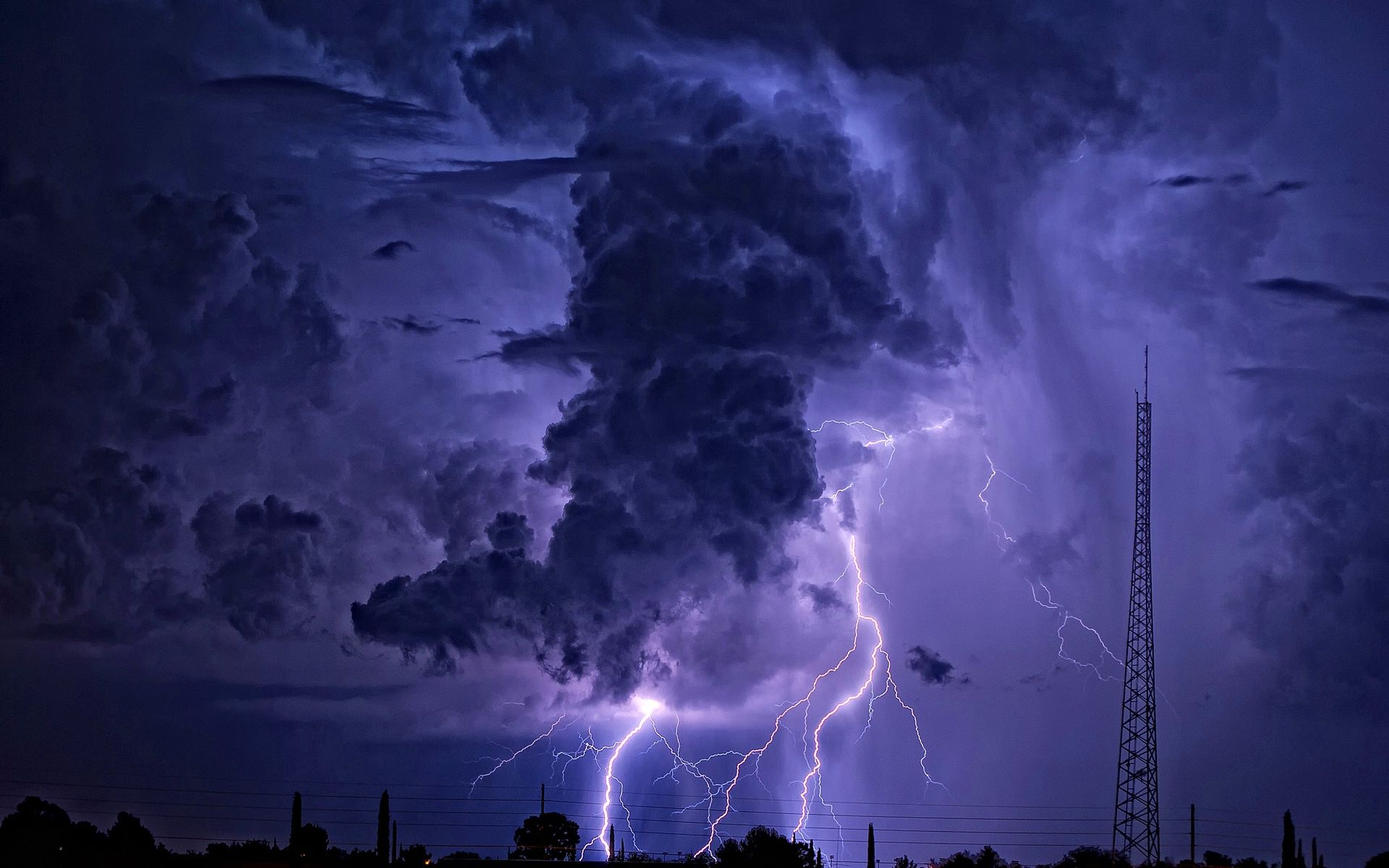 Best 44+ Thunder and Lightning Wallpapers on HipWallpapers