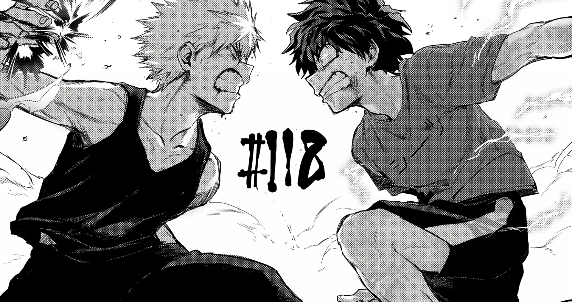 Bakudeku Wallpapers posted by Ethan Peltier
