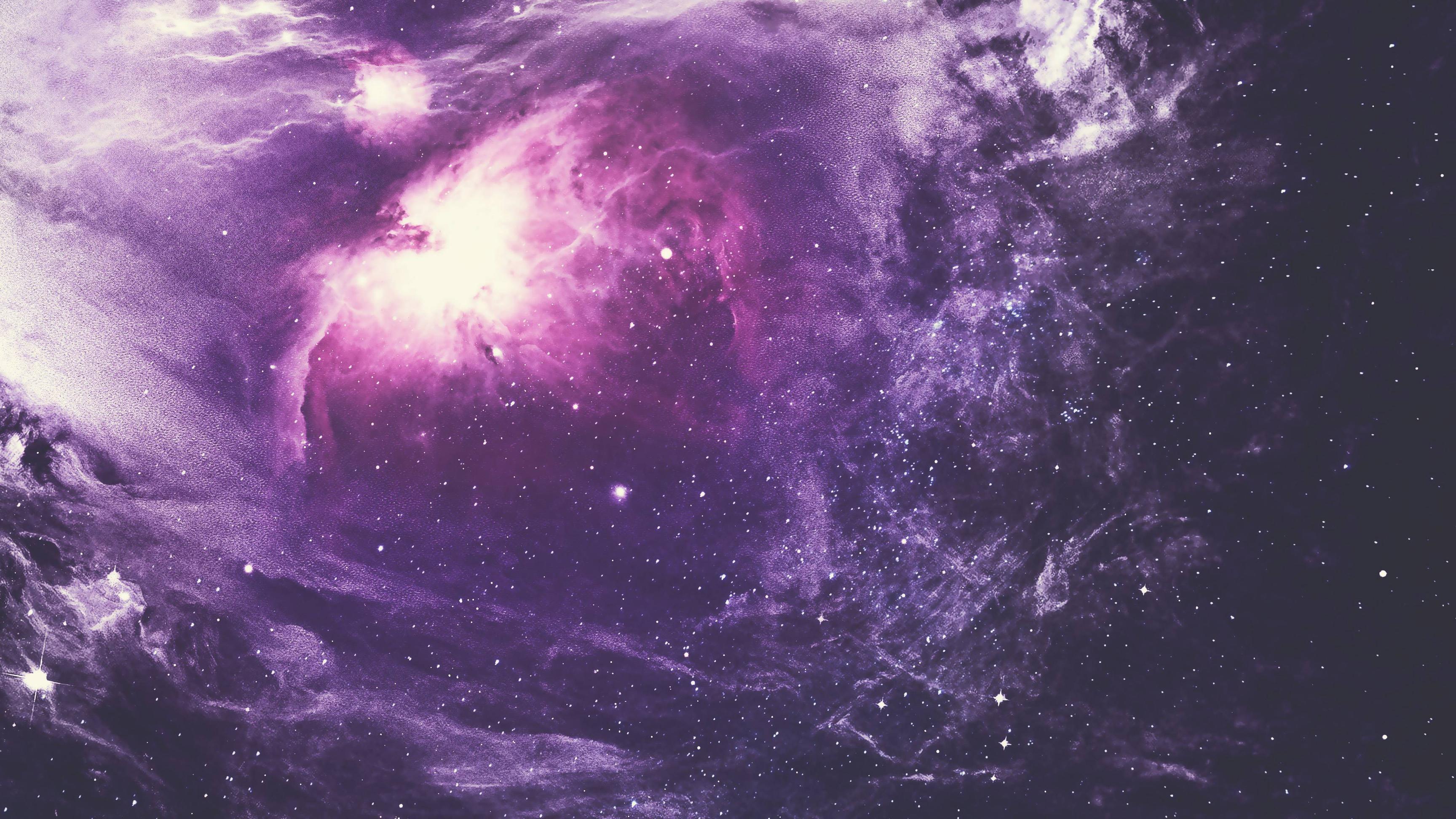 4k purple aesthetic wallpapers