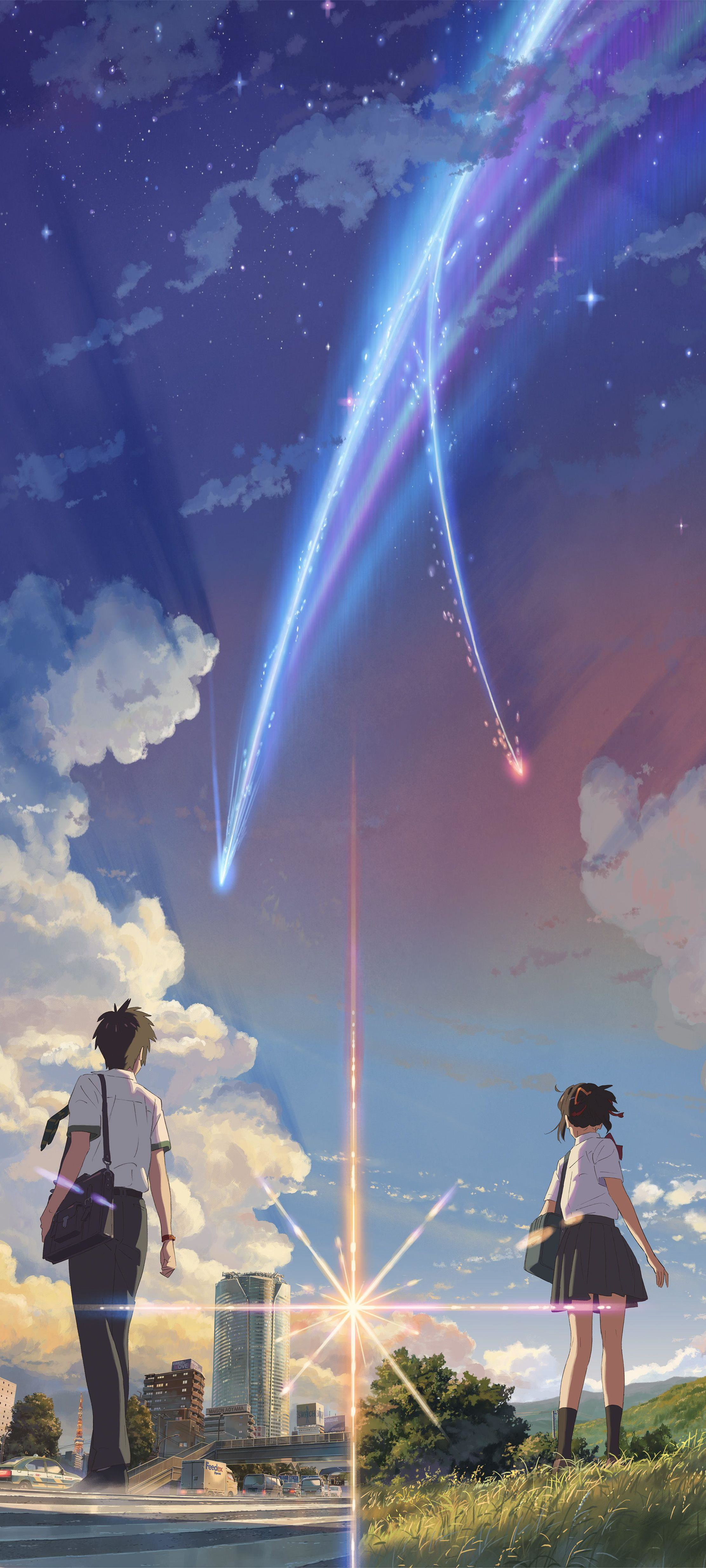 Your Name Ultra HD Wallpapers - Wallpaper Cave