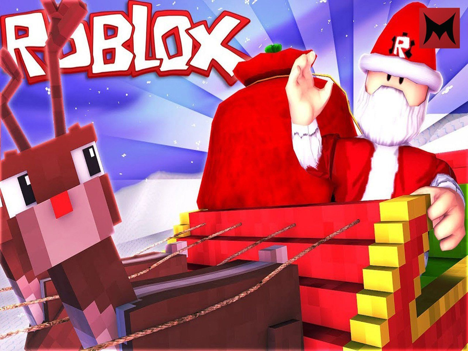Roblox Christmas Wallpapers - Wallpaper Cave